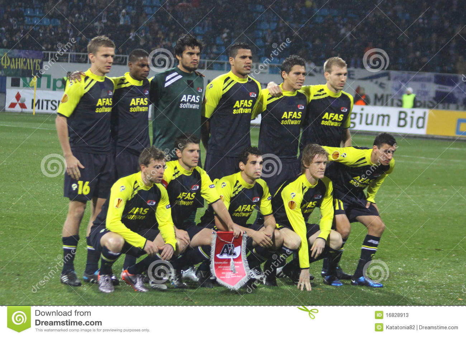 Alkmaar az drużyna