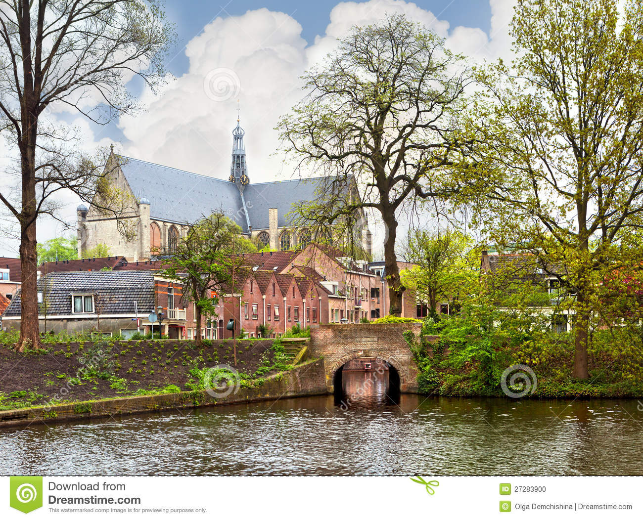 Alkmaar, Netherlands Stock Photo Image: 27283900