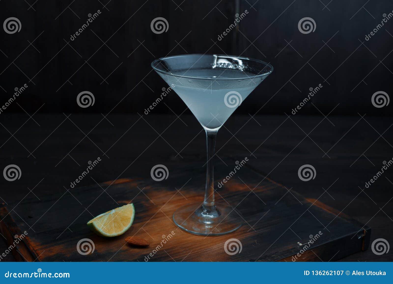 Alkoholiczny koktajl «Margarita «z tequila