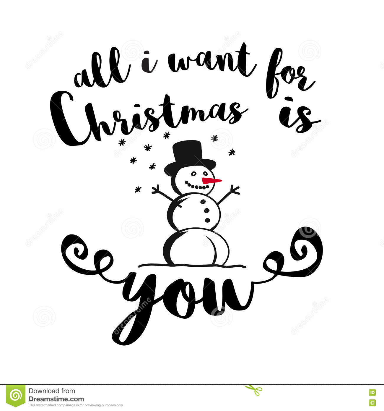 All i want for christmas is you quotes