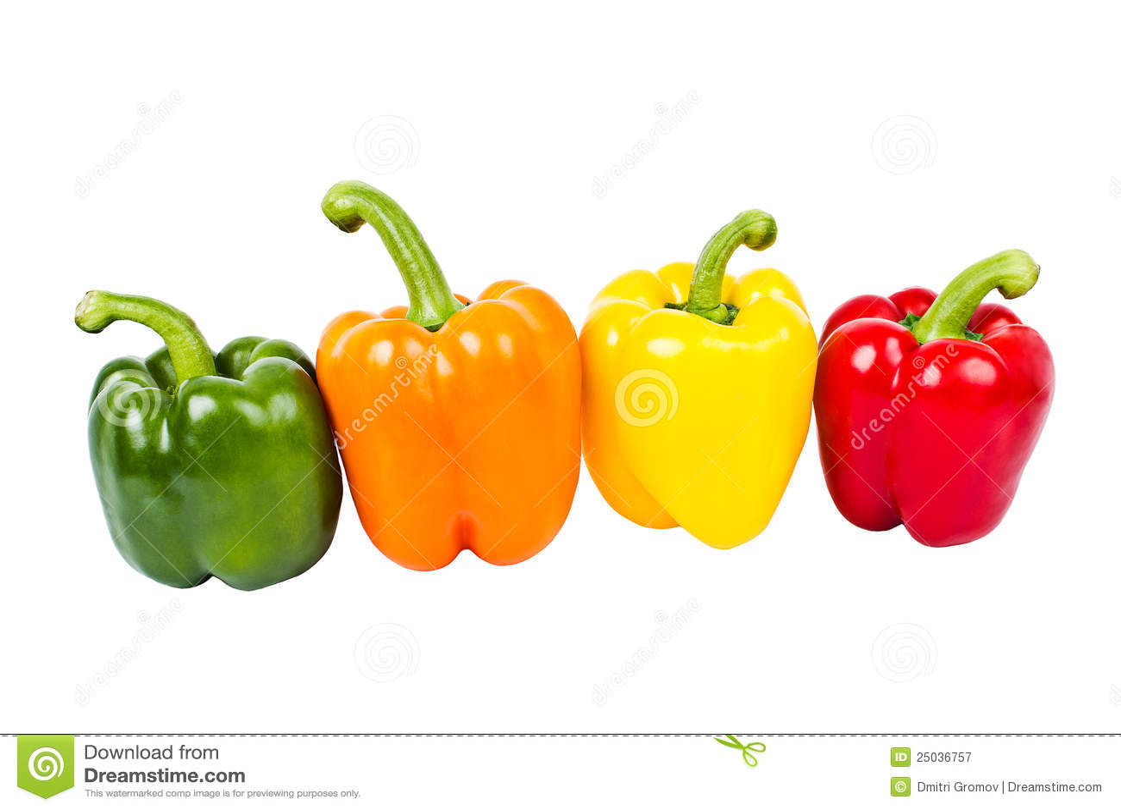 All klocka colors peppar
