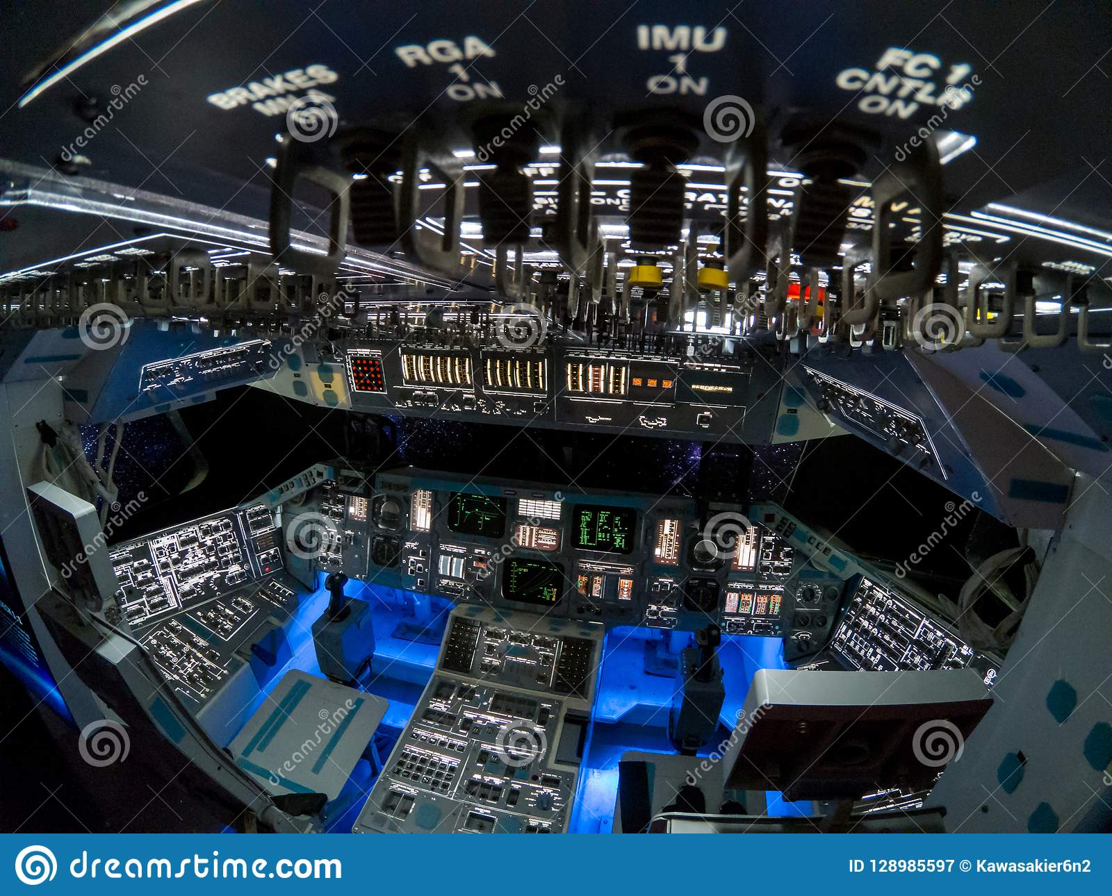 space shuttle columbia inside - photo #23