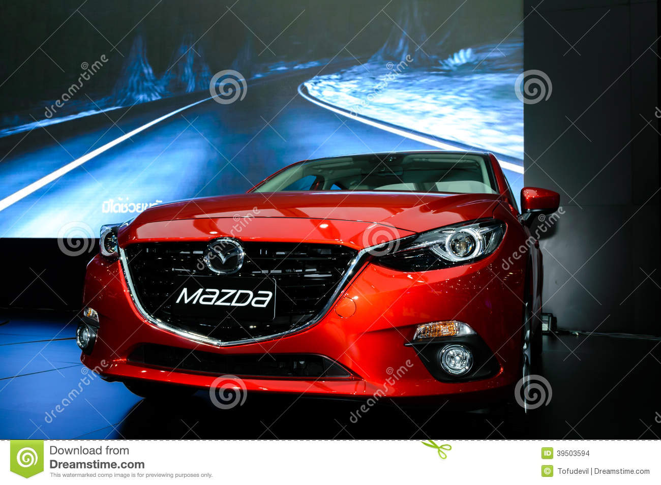 The All-New MAZDA 3 SKYACTIV Sports Compact.