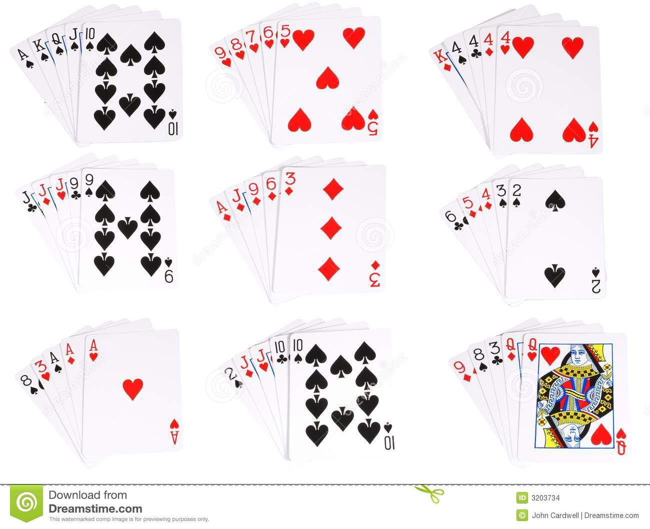 3 card poker hands ranking with jokers car