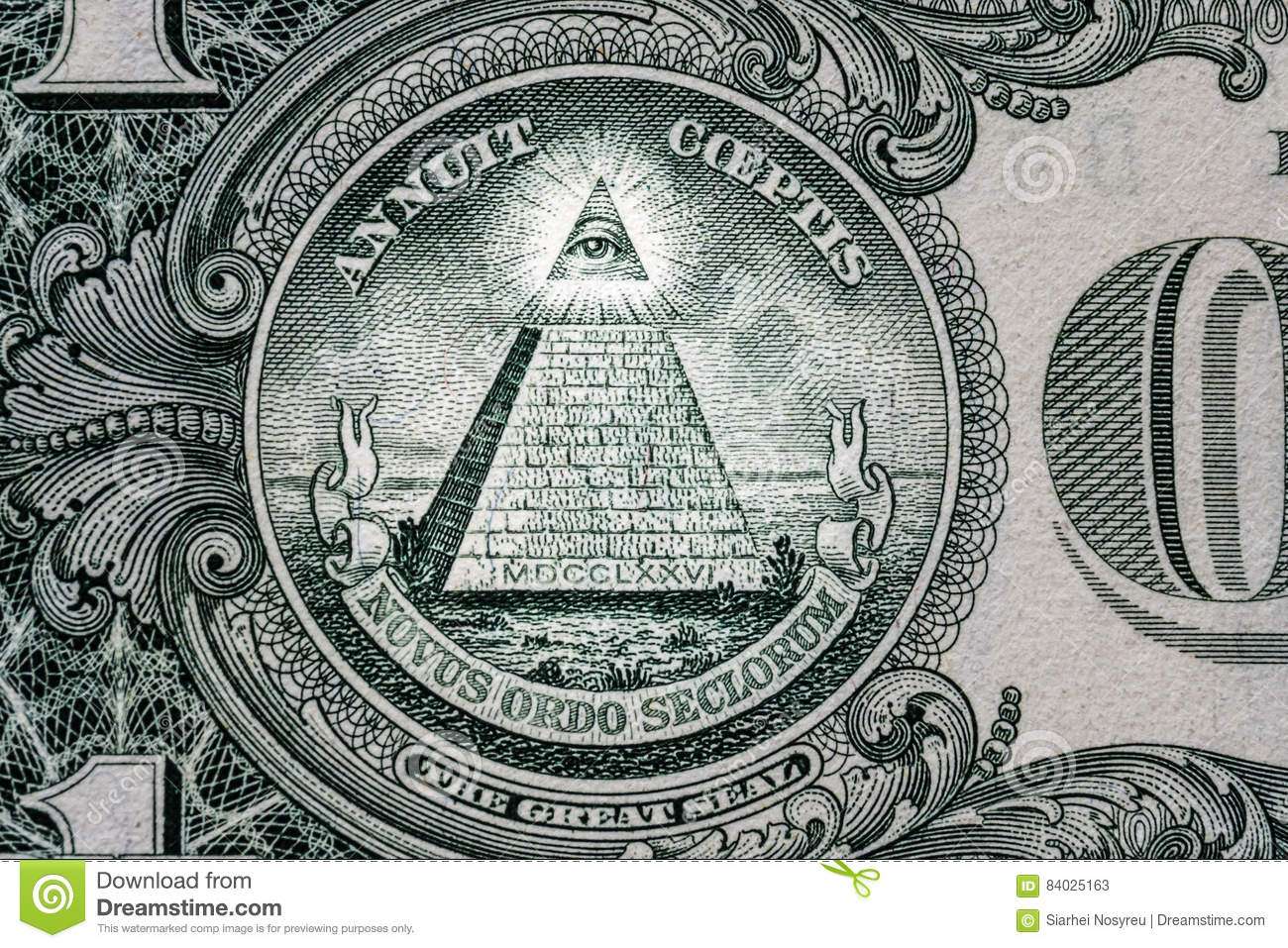 New World Order Currency Symbols