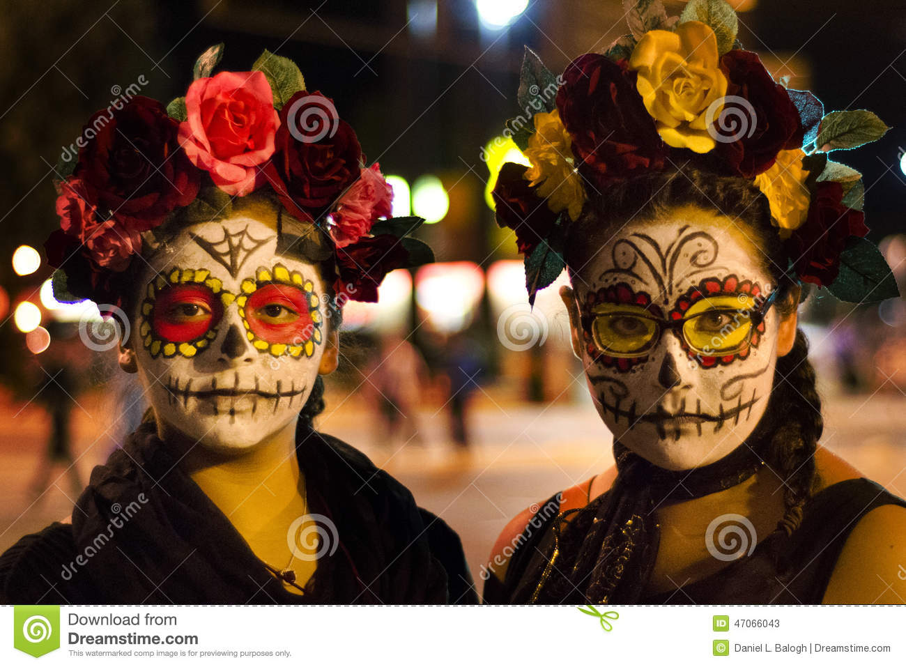 All Souls Procession In Tucson Arizona Editorial Stock Photo Image Of People Mexican 47066043