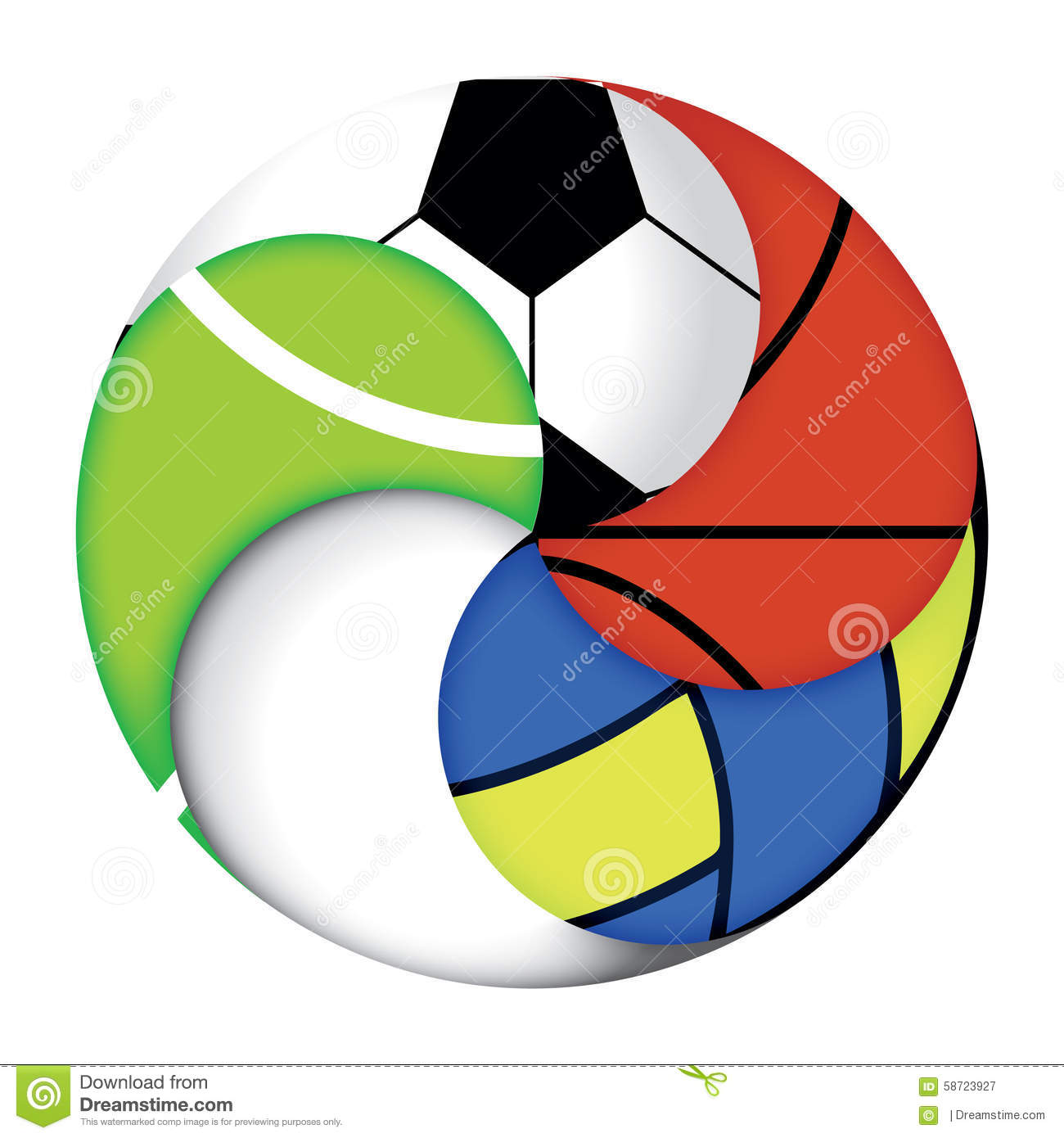 all sports balls related - photo #33