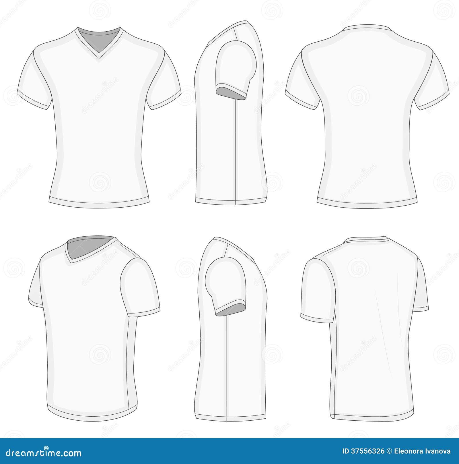 All Views Men U0026 39 S White Short Sleeve V