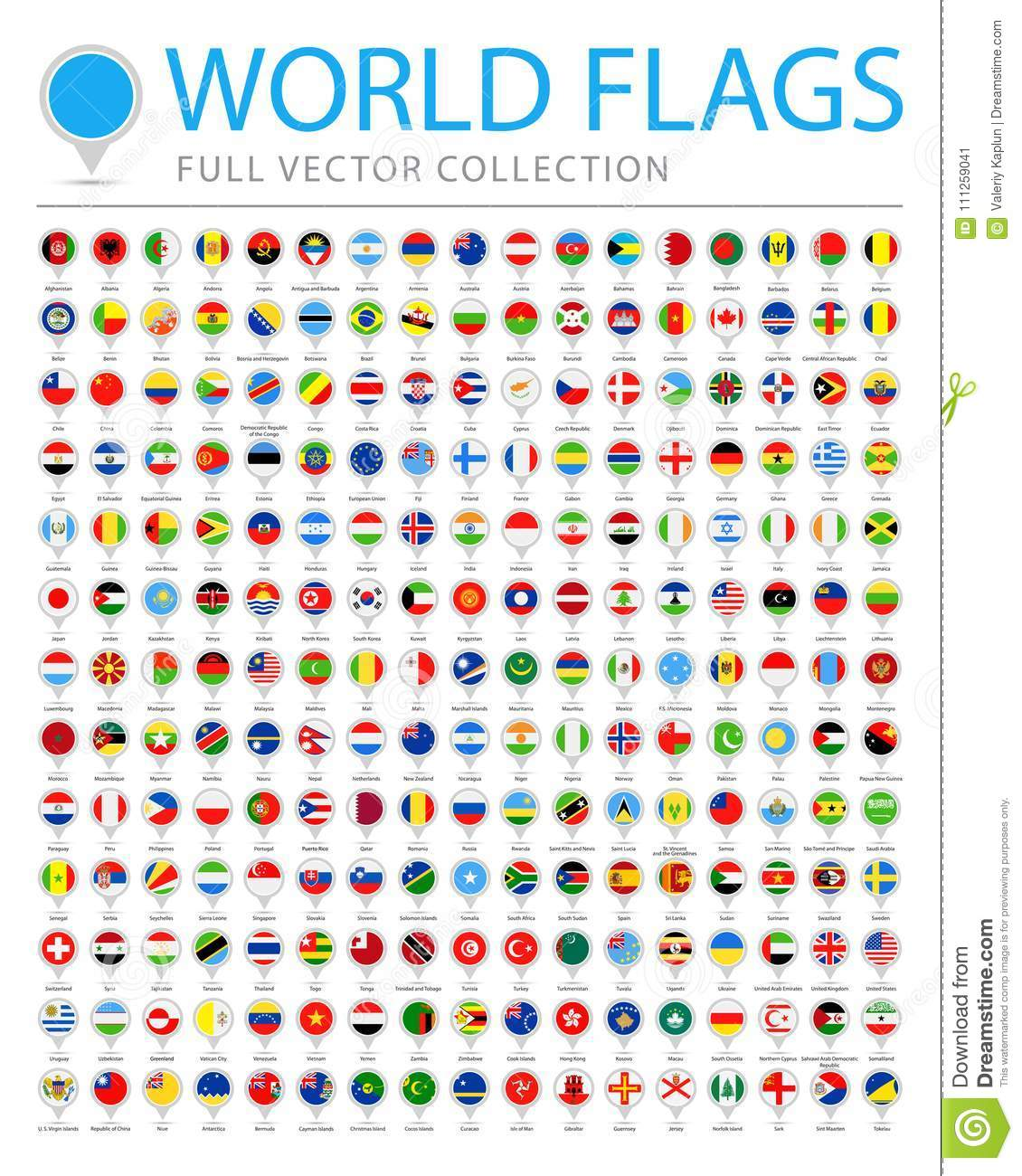 all world flags new additional list of countries and territories