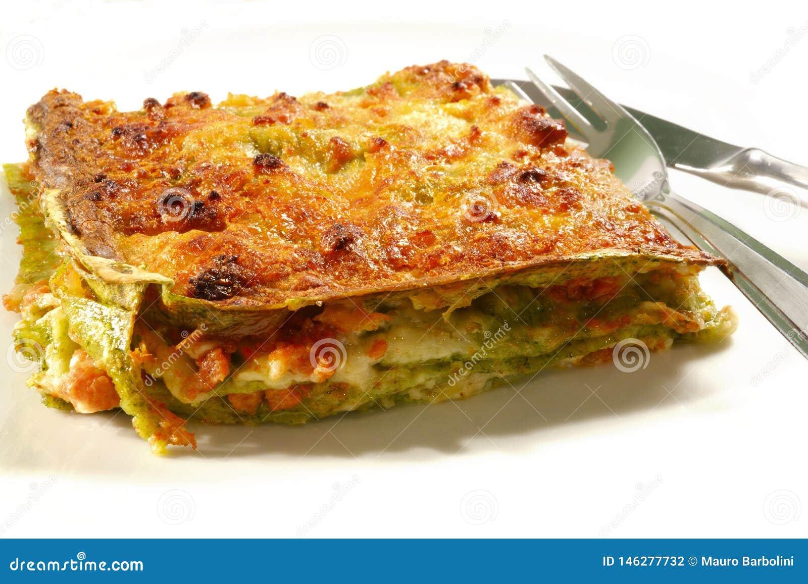 Alla Bolonais de lasagne
