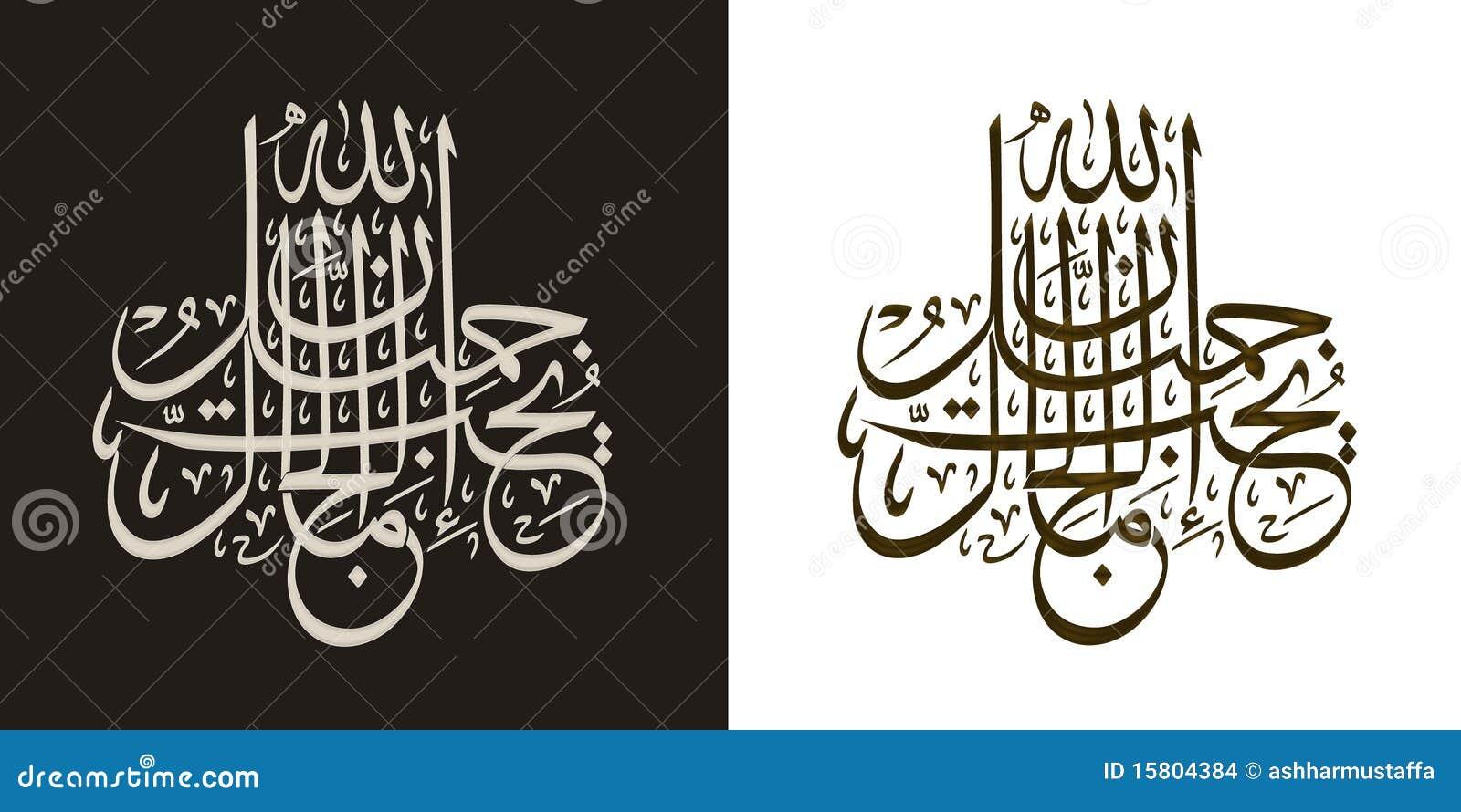 Allah Loves beauty