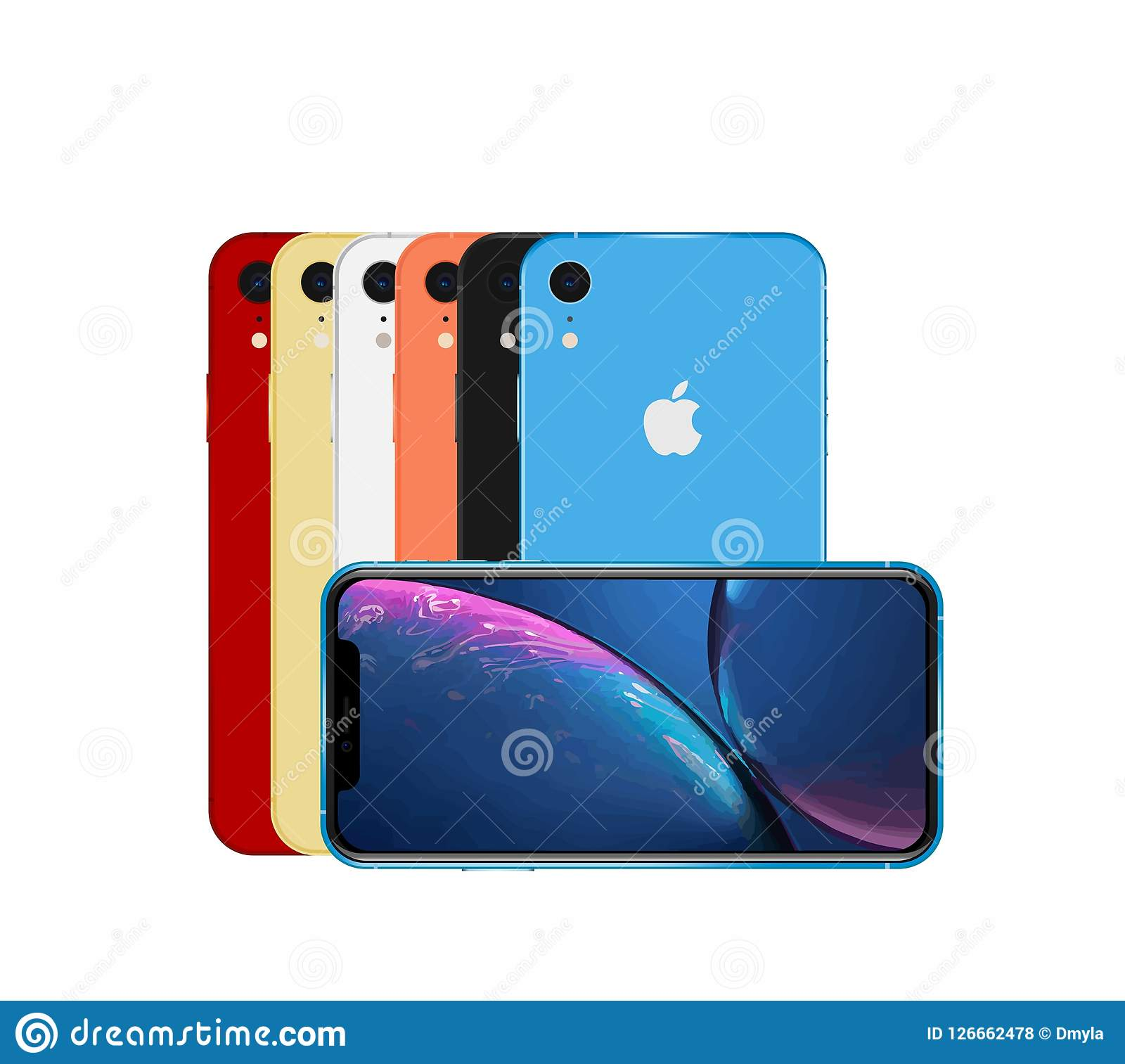 Alle Farben IPhone XR