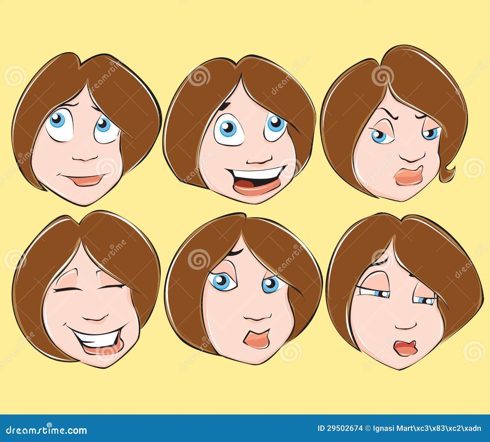 Alle gezichten
