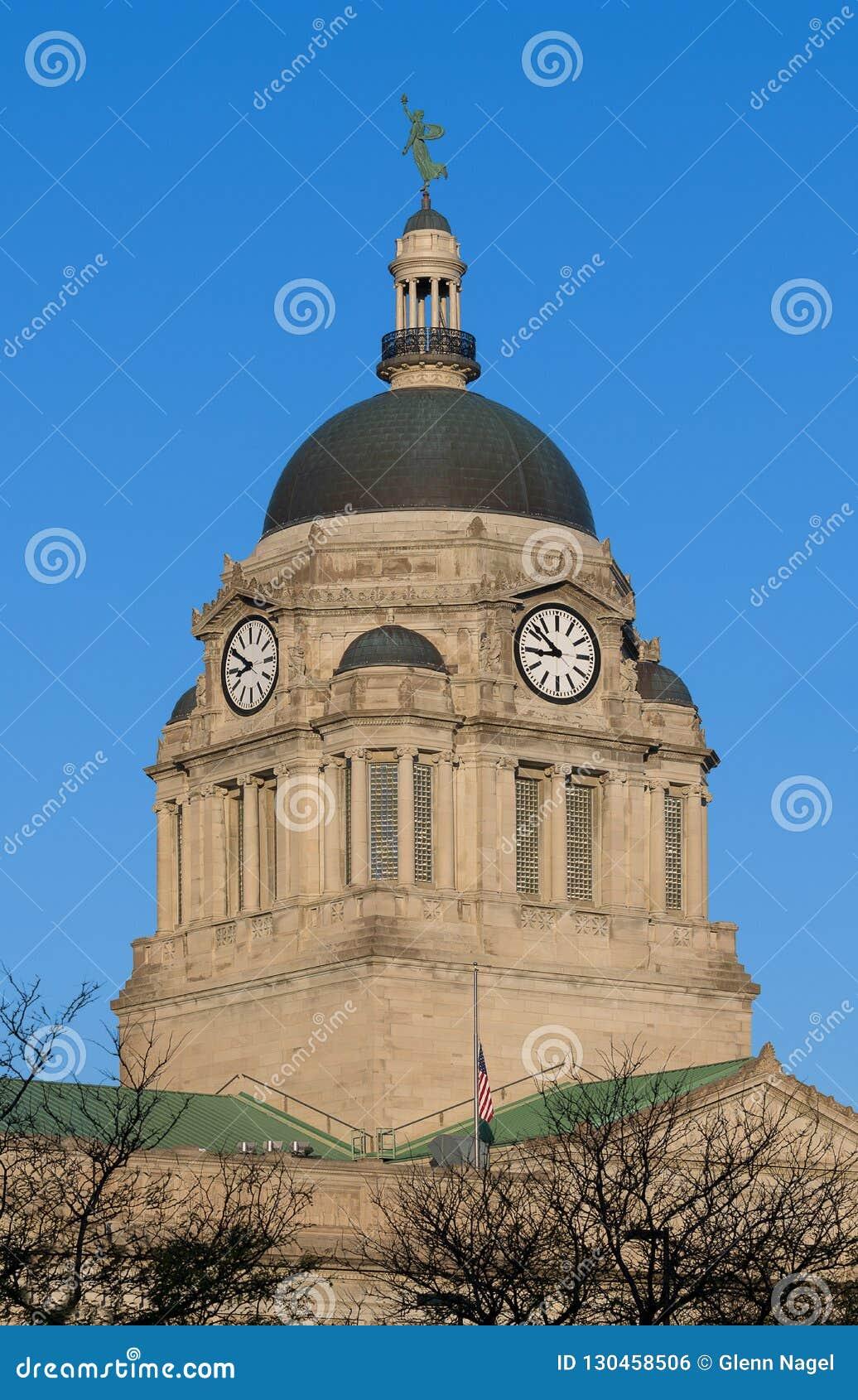 Allen County Courthouse van Fort Wayne