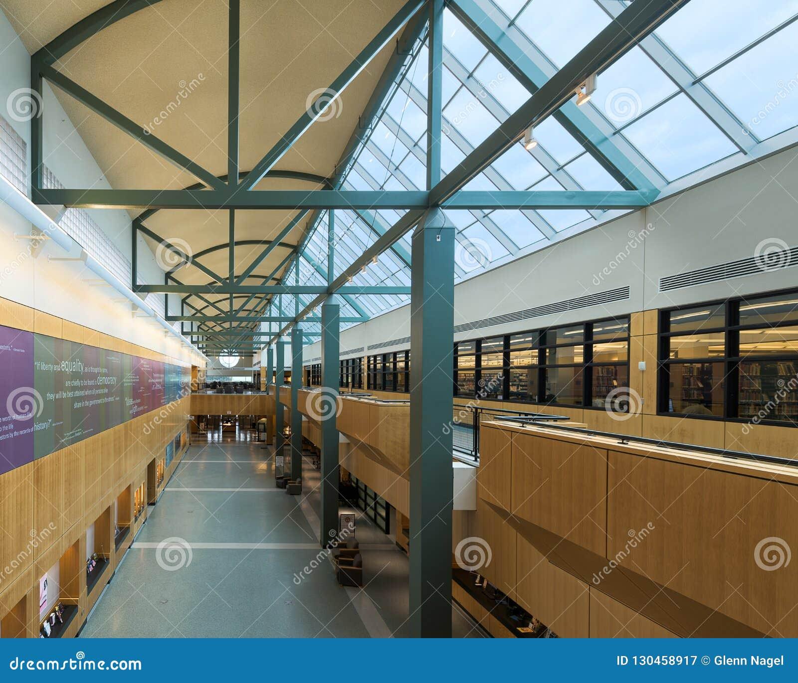 Allen County Public Library van Fort Wayne