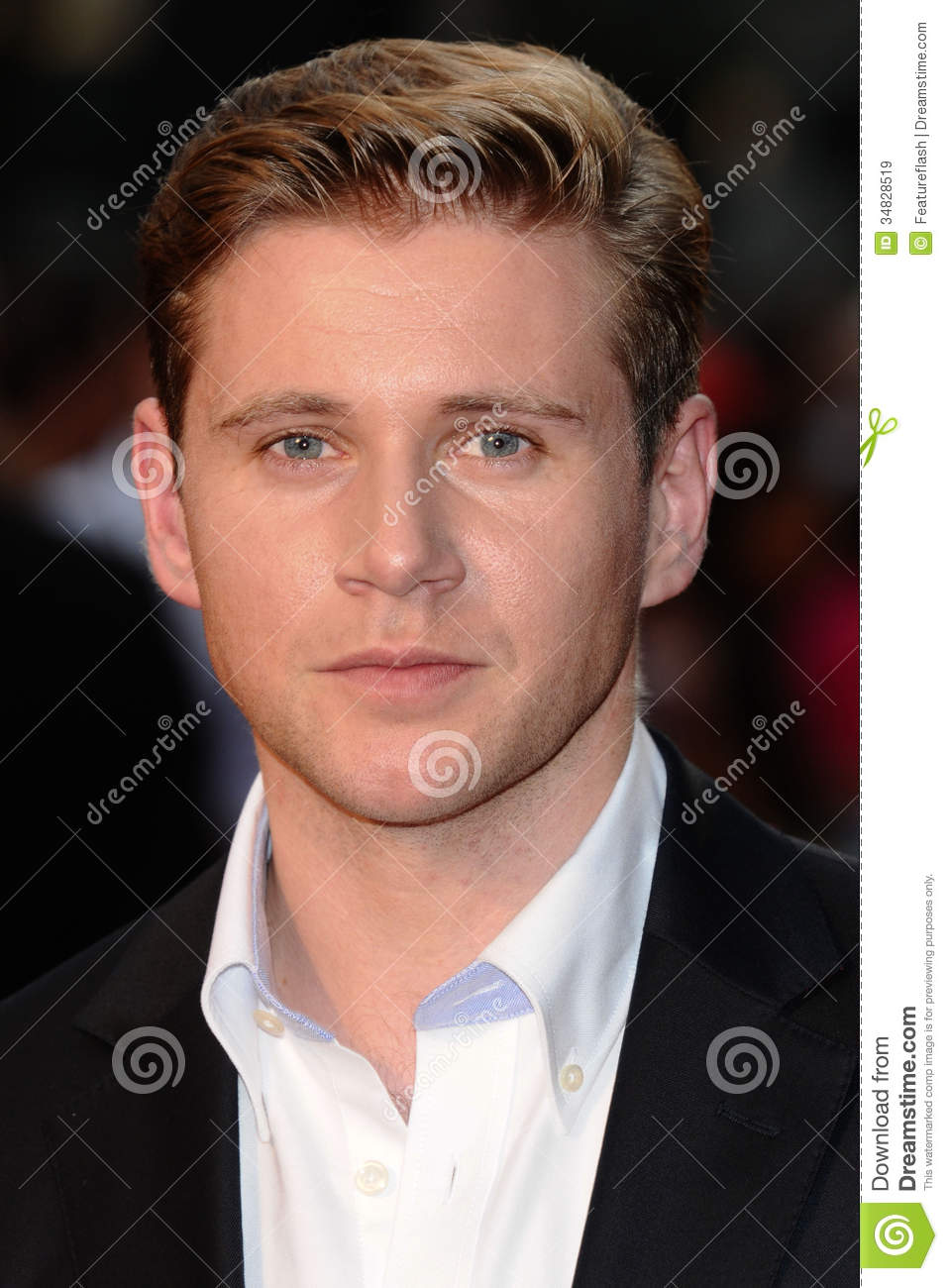 Allen Leech Editorial Stock