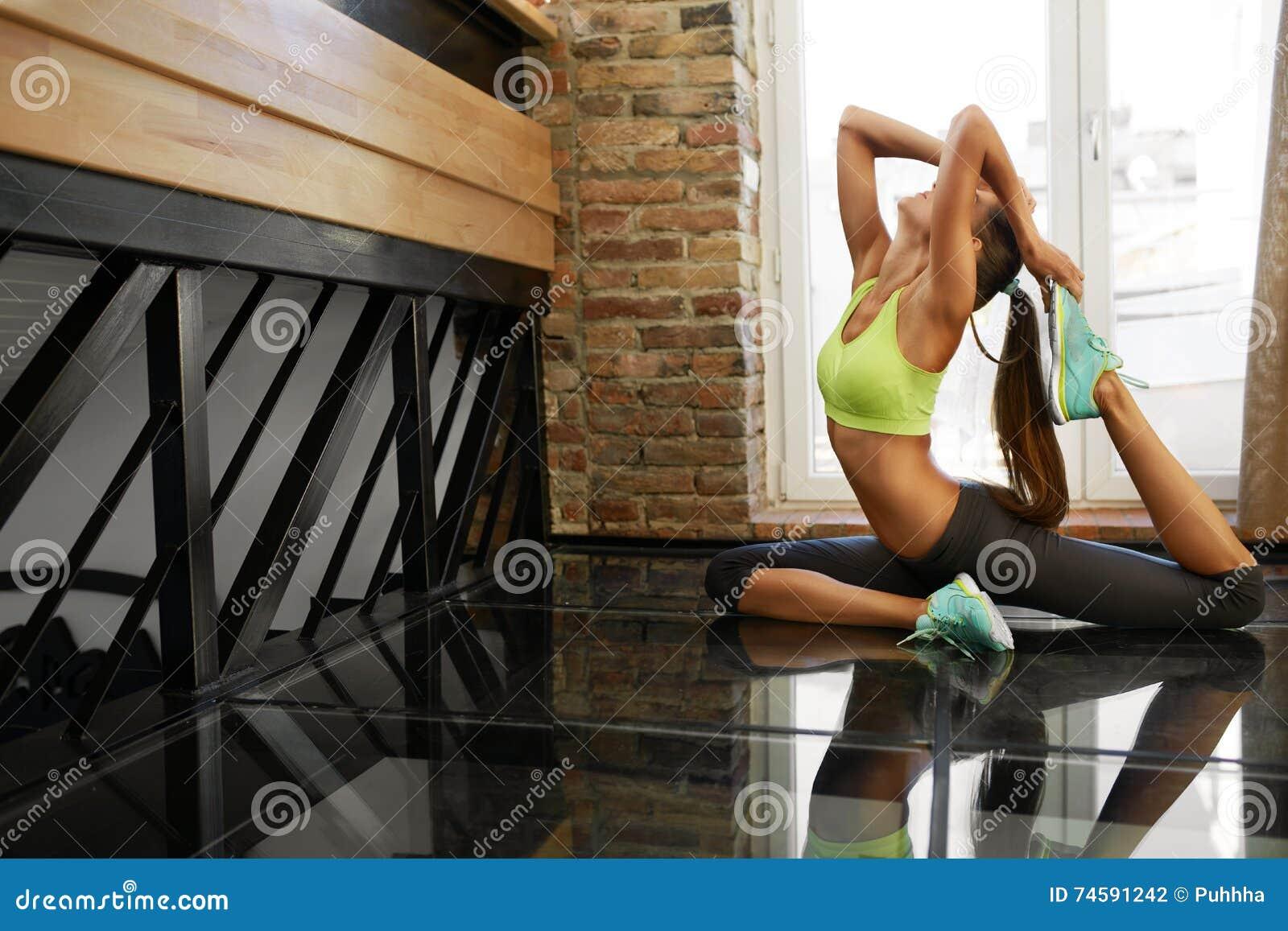 allenamento per la perdita di peso femminile a casa