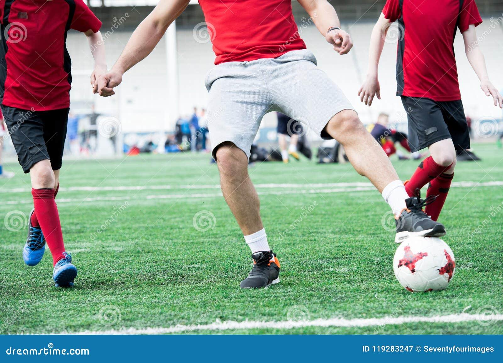 Allenatore di football americano Leading Ball