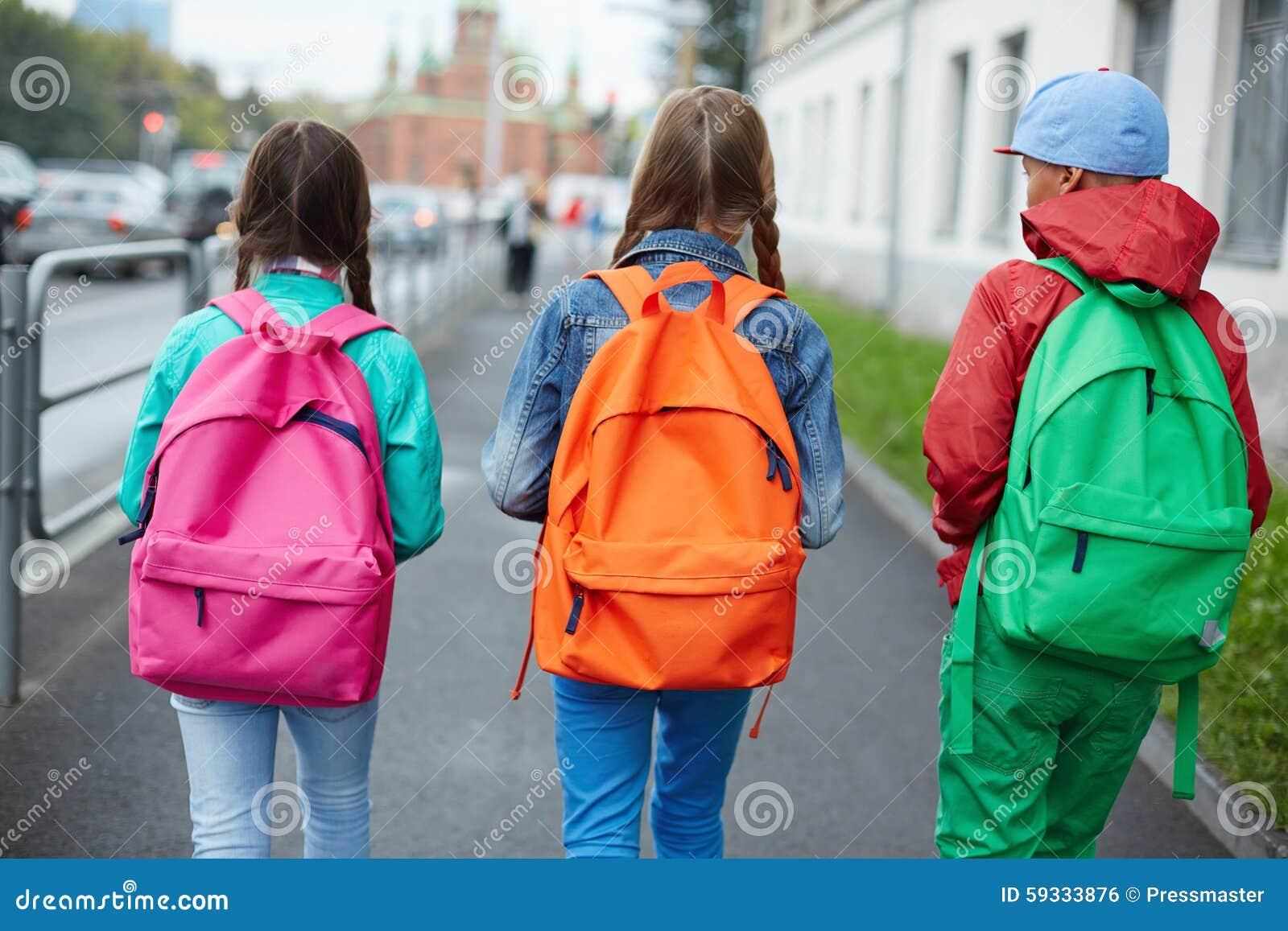 Aller à l école