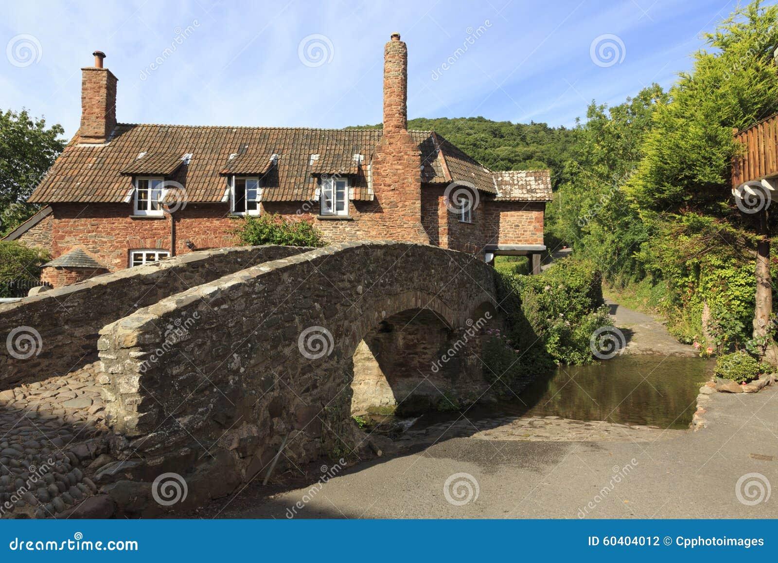 Allerford桥梁