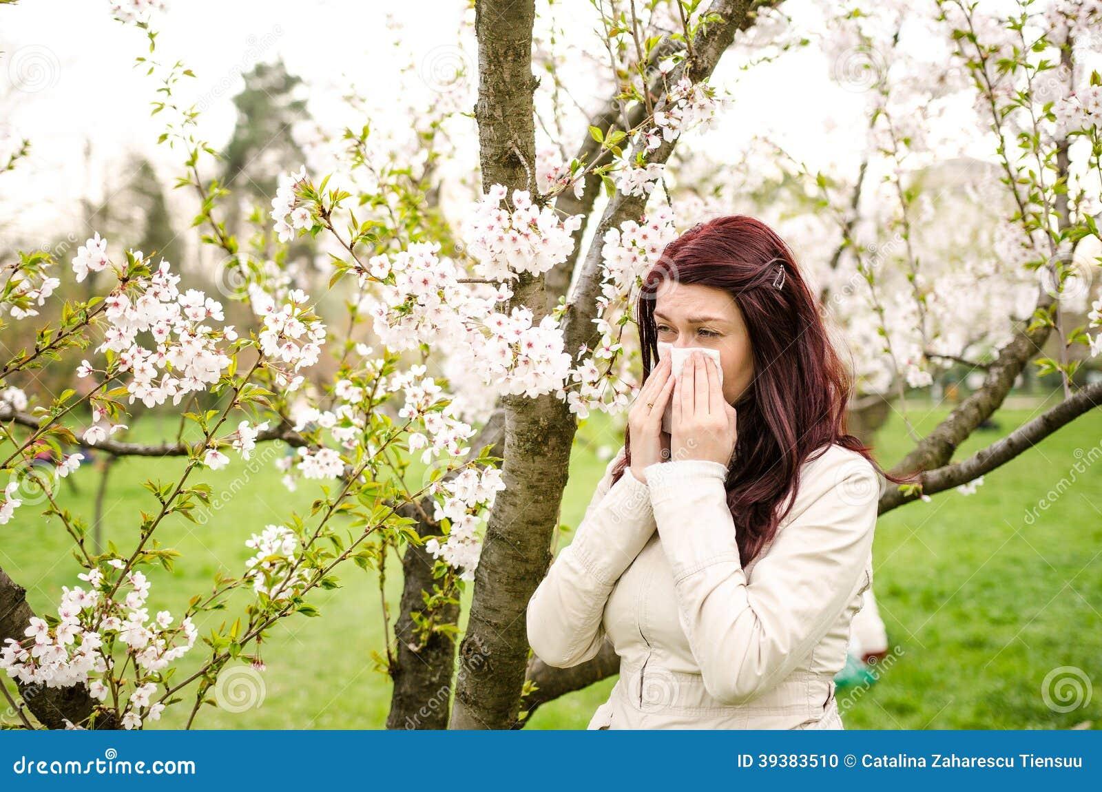 Allergia del polline
