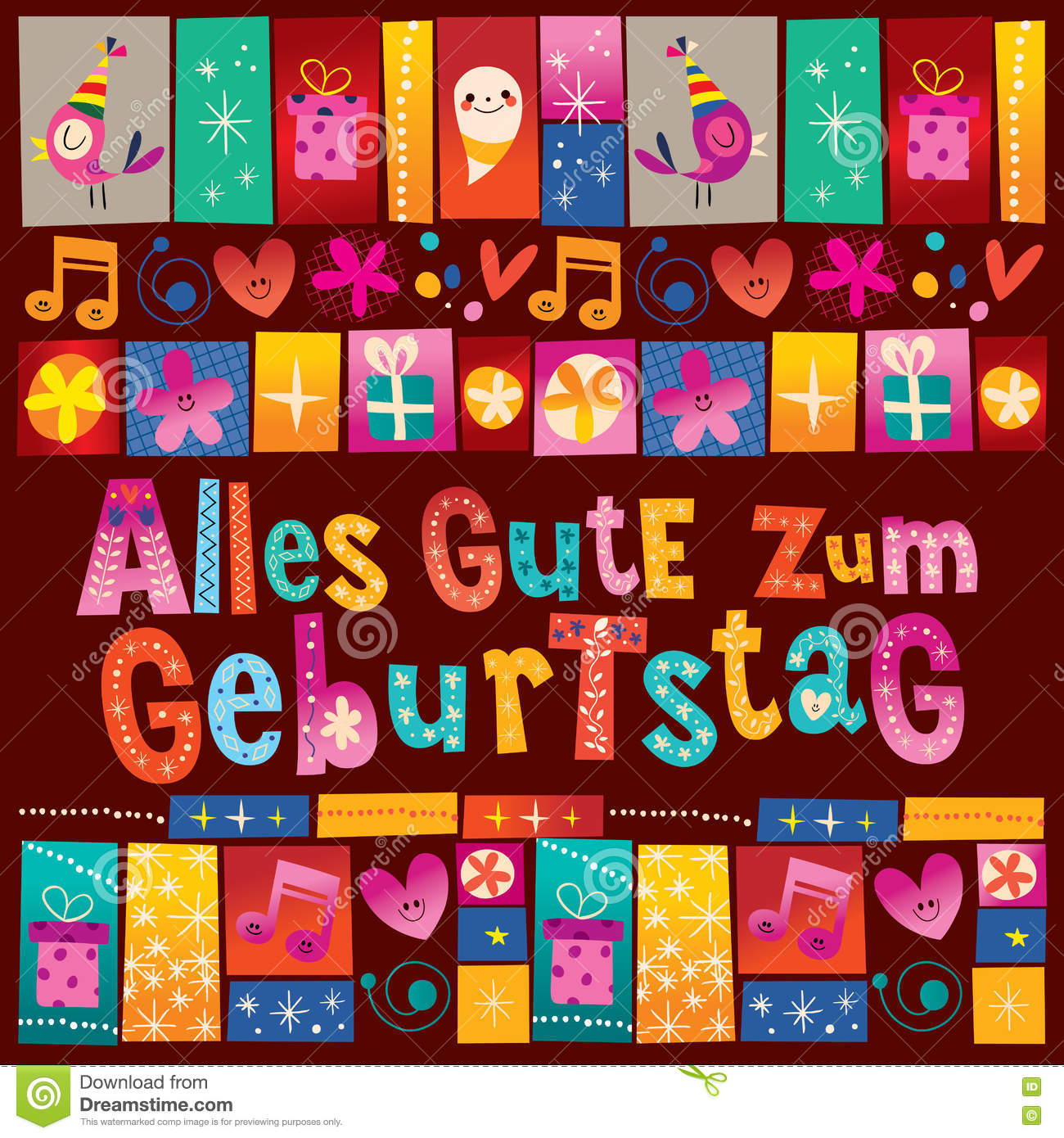 happy birthday message in german say happy birthday in