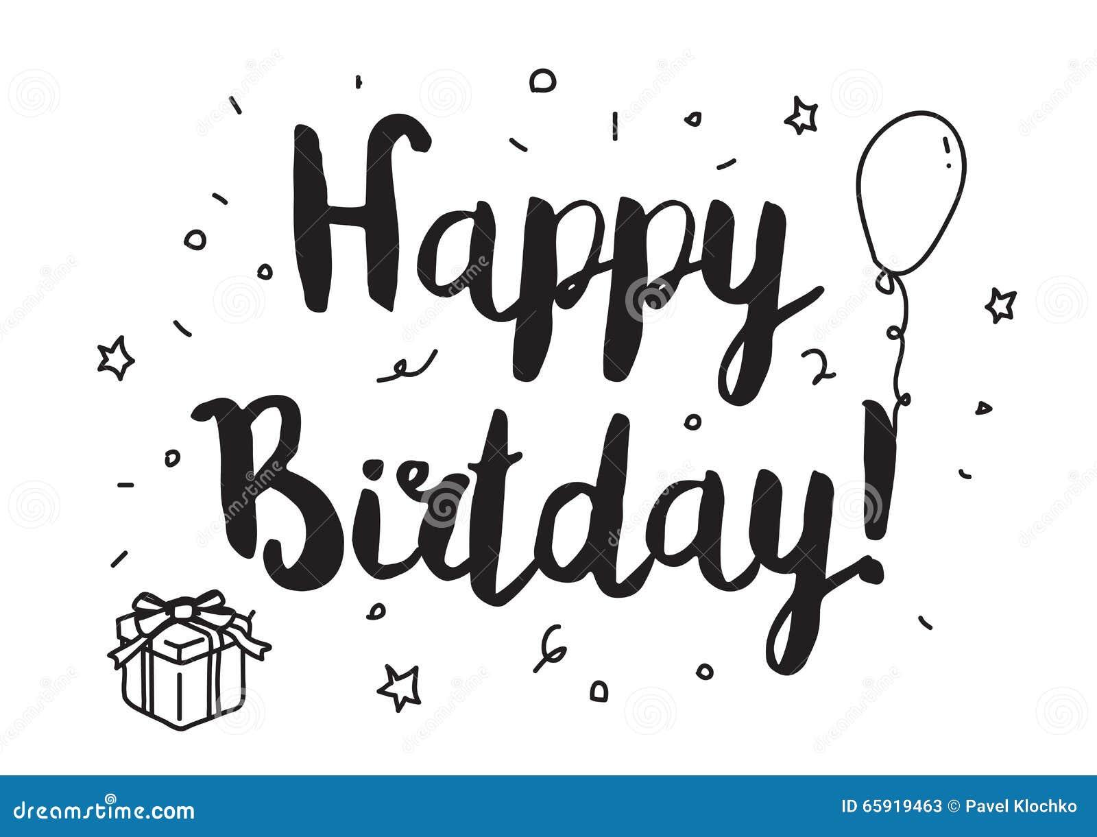Geburtstagswünsche - Schöne und herzliche