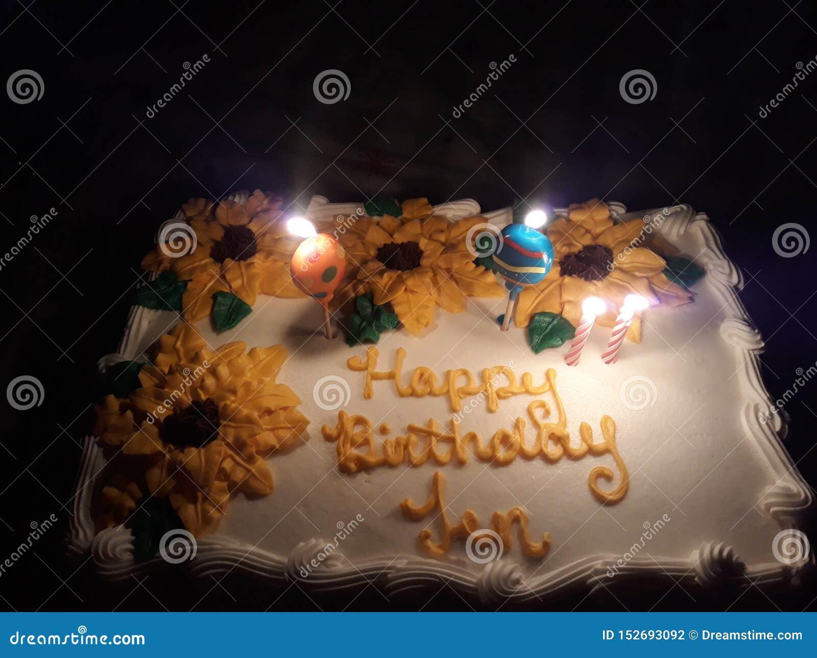 Alles Gute zum Geburtstag Jen