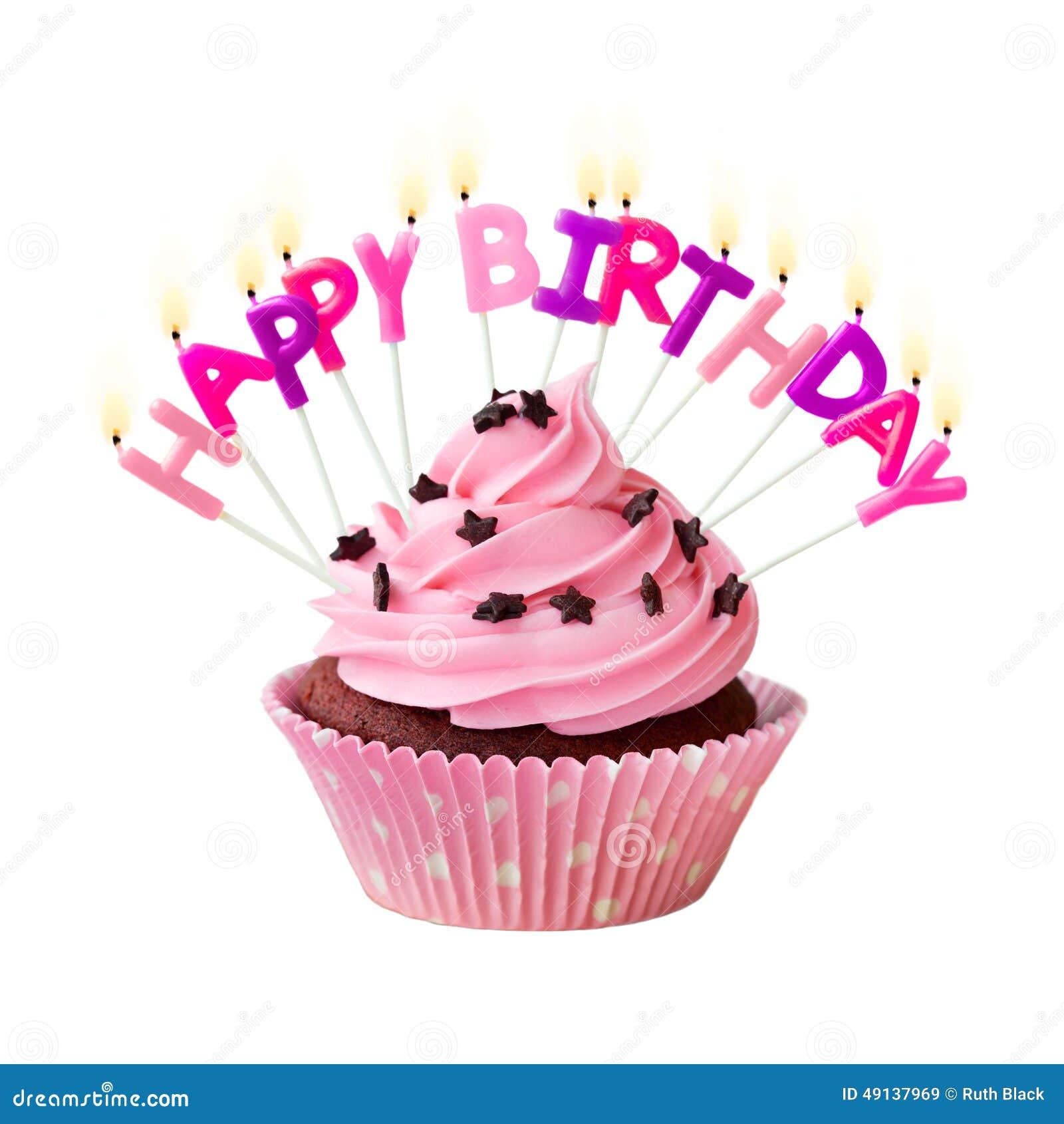Alles Gute Zum Geburtstagkleiner Kuchen