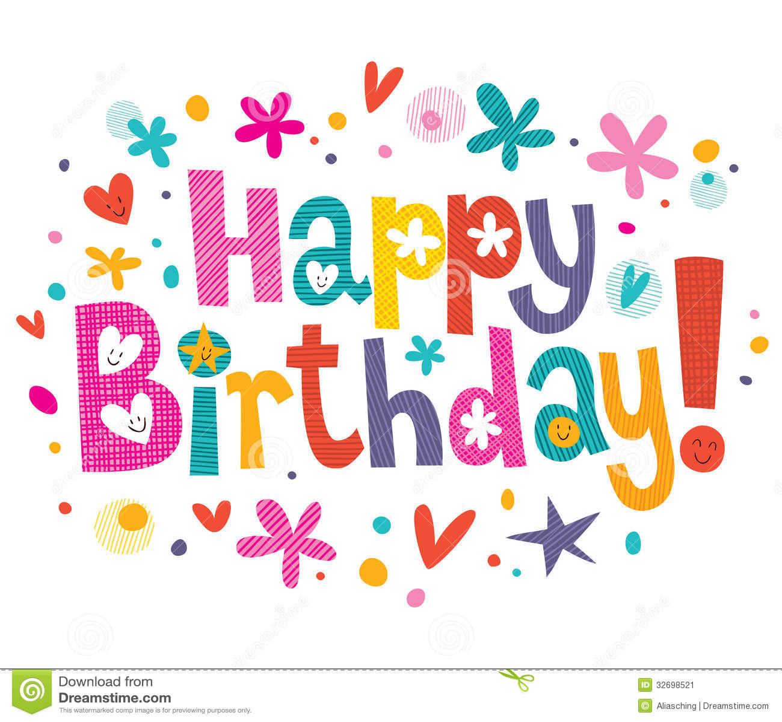 Alles- Gute zum Geburtstagtext