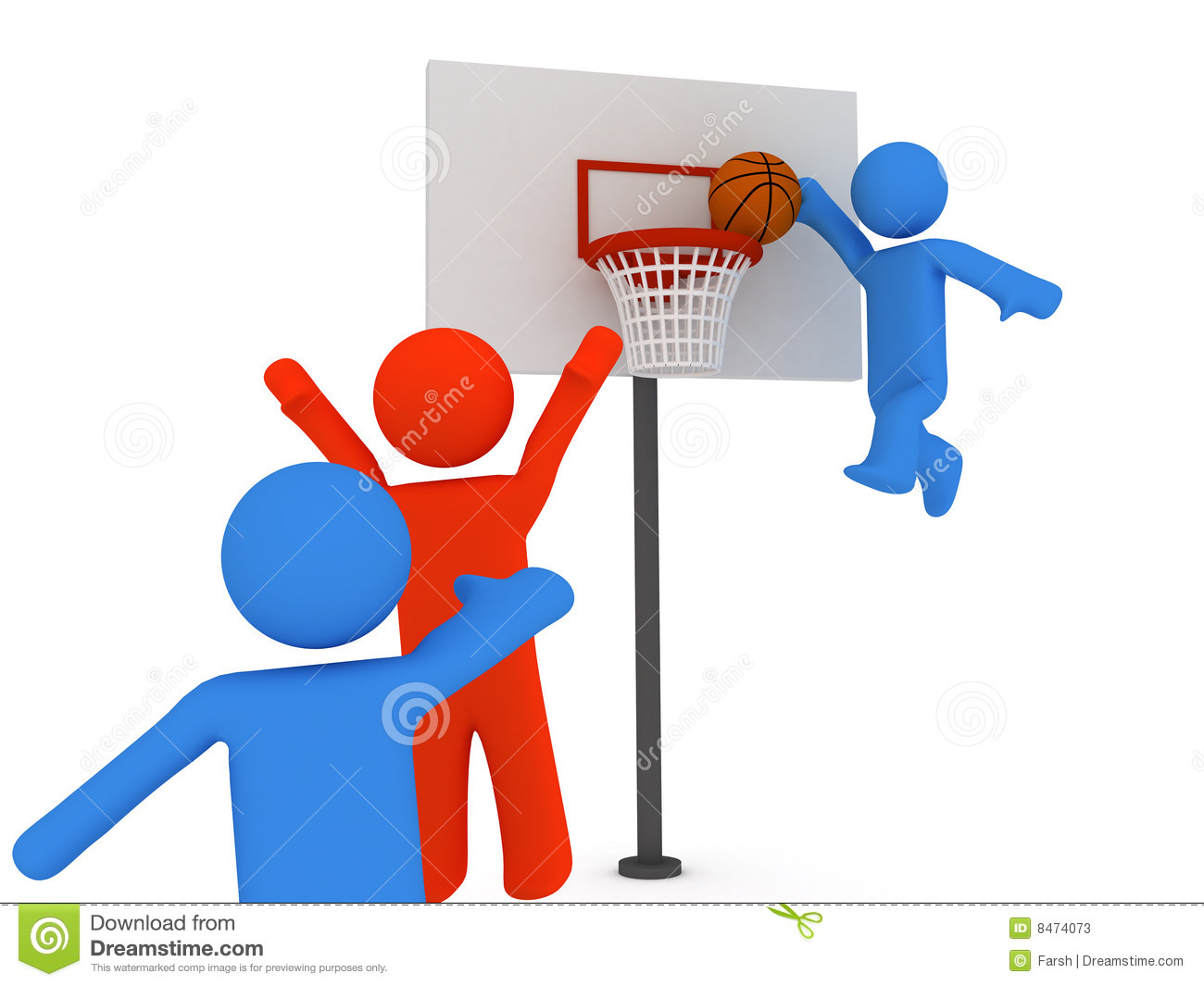 Alley-oop Stock Photos - Image: 8474073