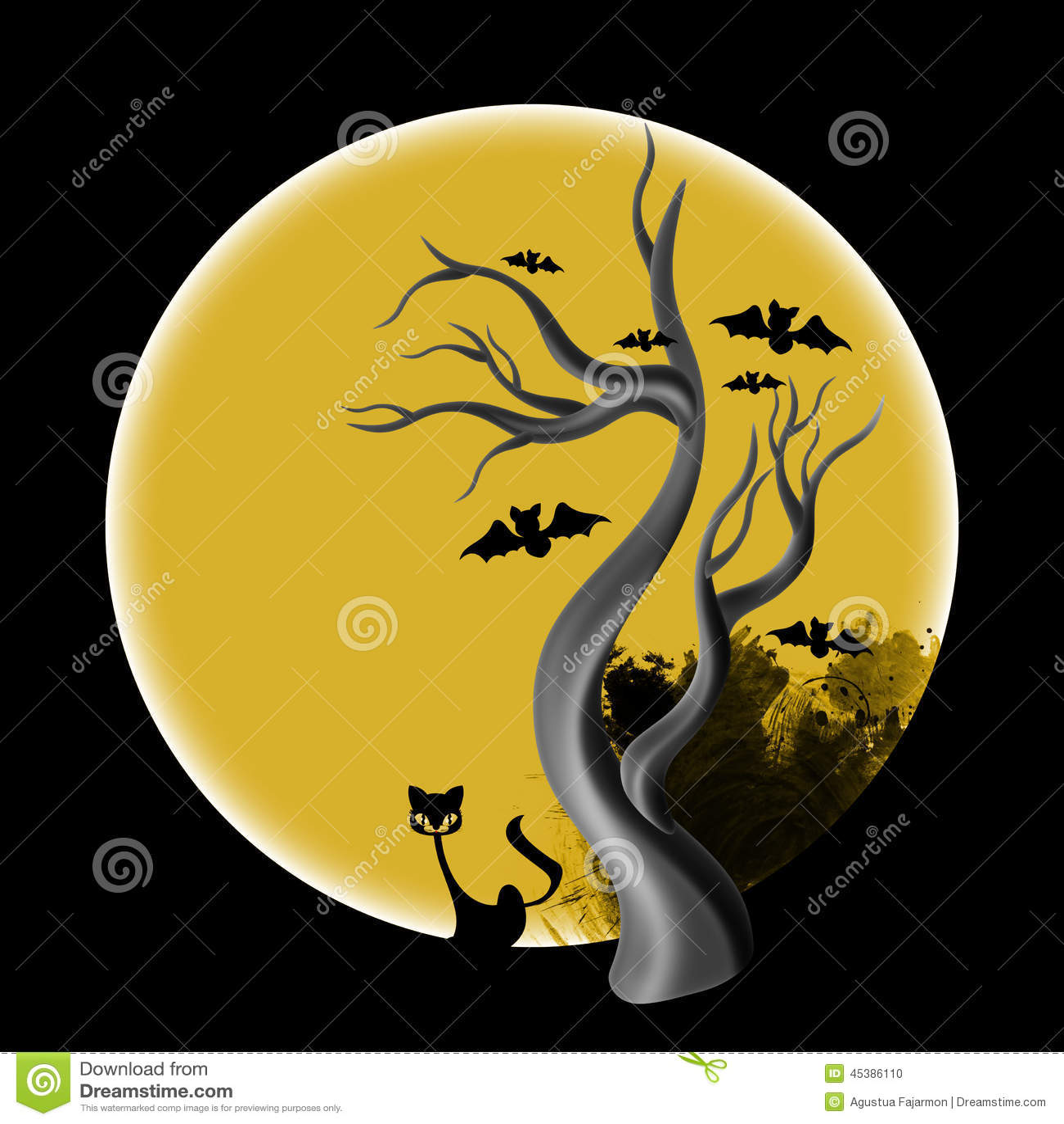 Allhelgonaaftonträd
