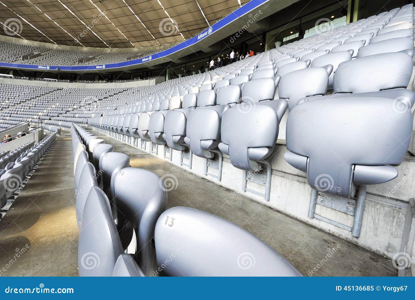 Allianz Arena Business Seats