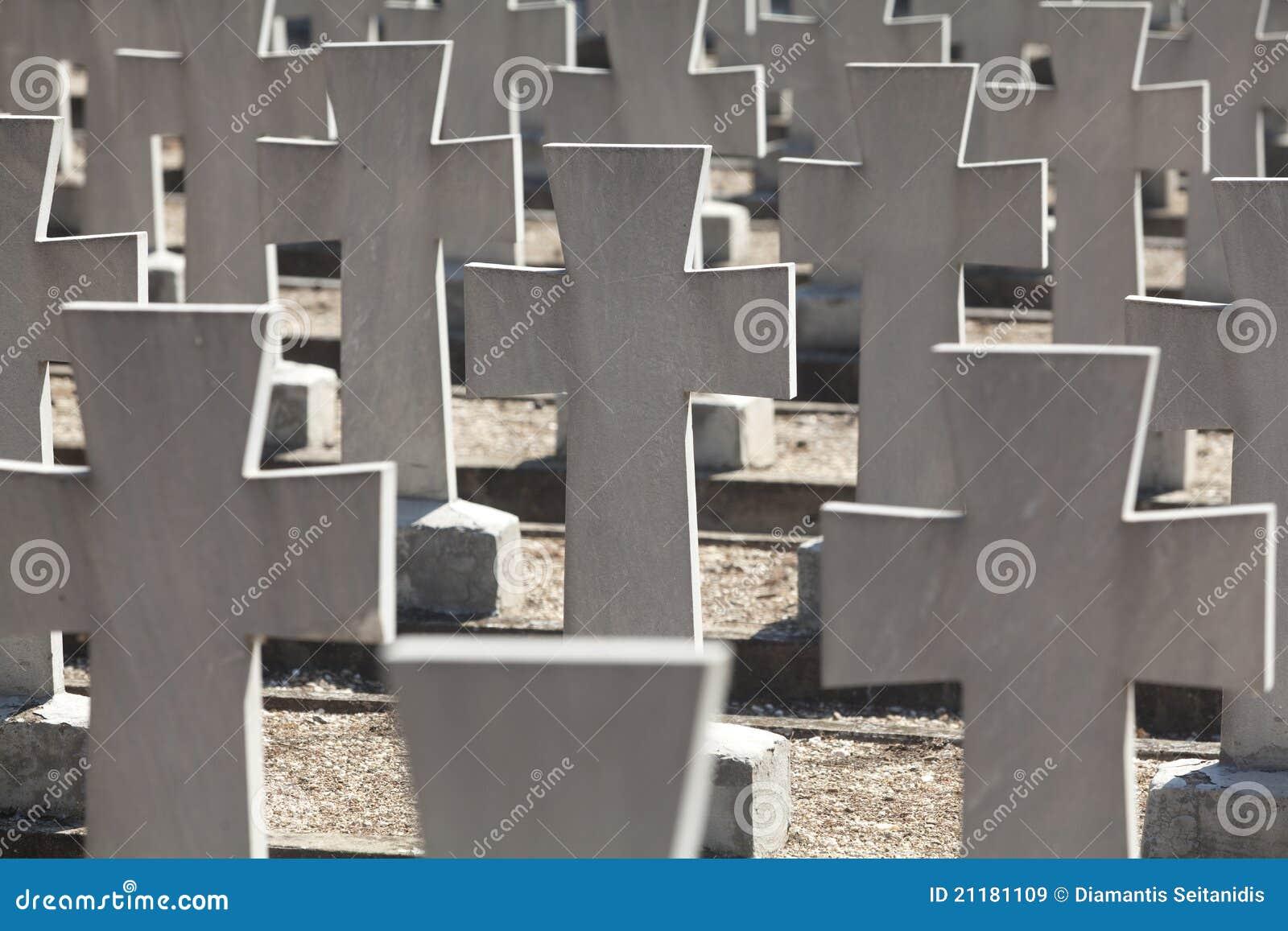 Allied cemeteries