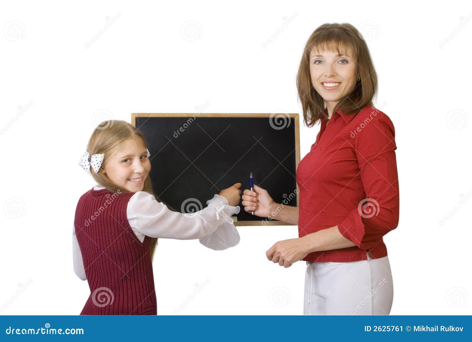 Allievo ed insegnante
