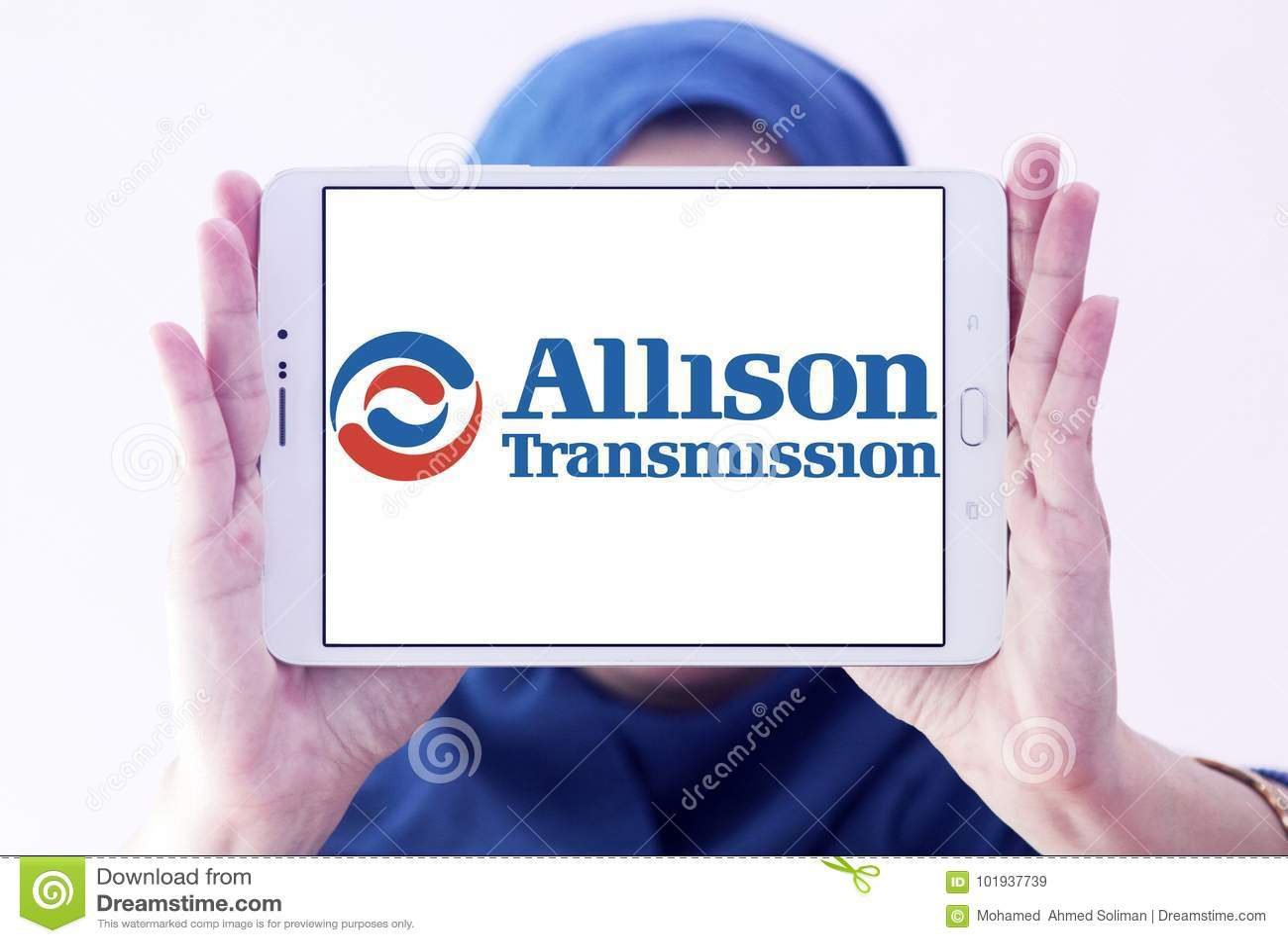 Allison Transmission Logo Editorial Stock Image Image Of Muslim 101937739