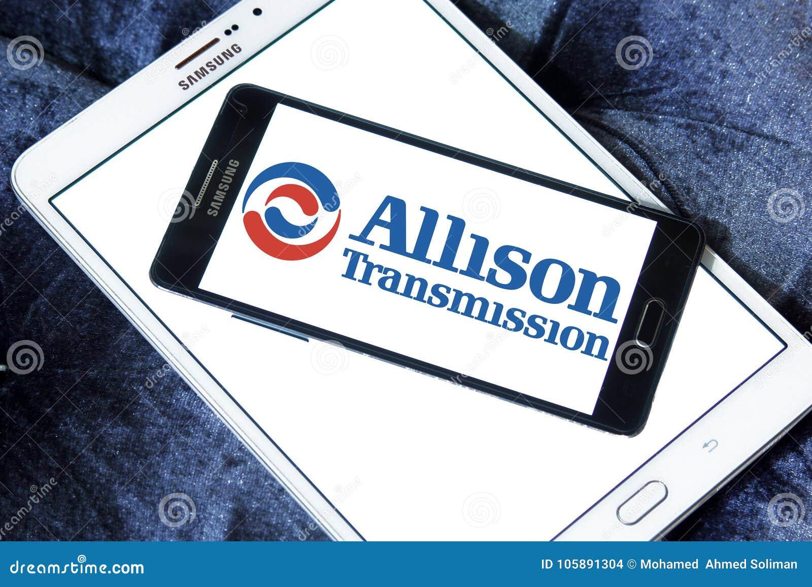 Allison Transmission Logo Editorial Stock Image Image Of Applications 105891304