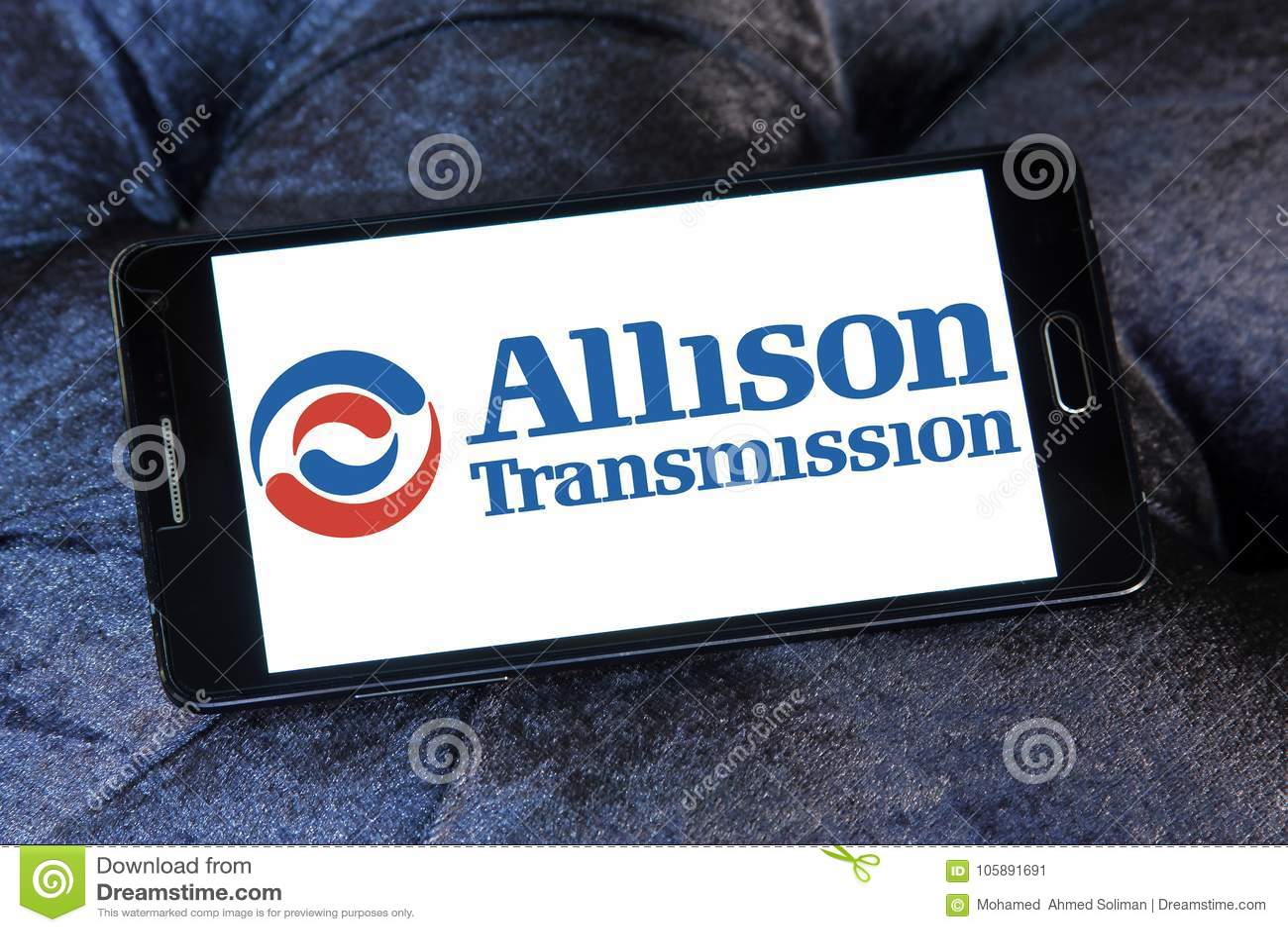 Allison Transmission Logo Editorial Photo Image Of Brands 105891691