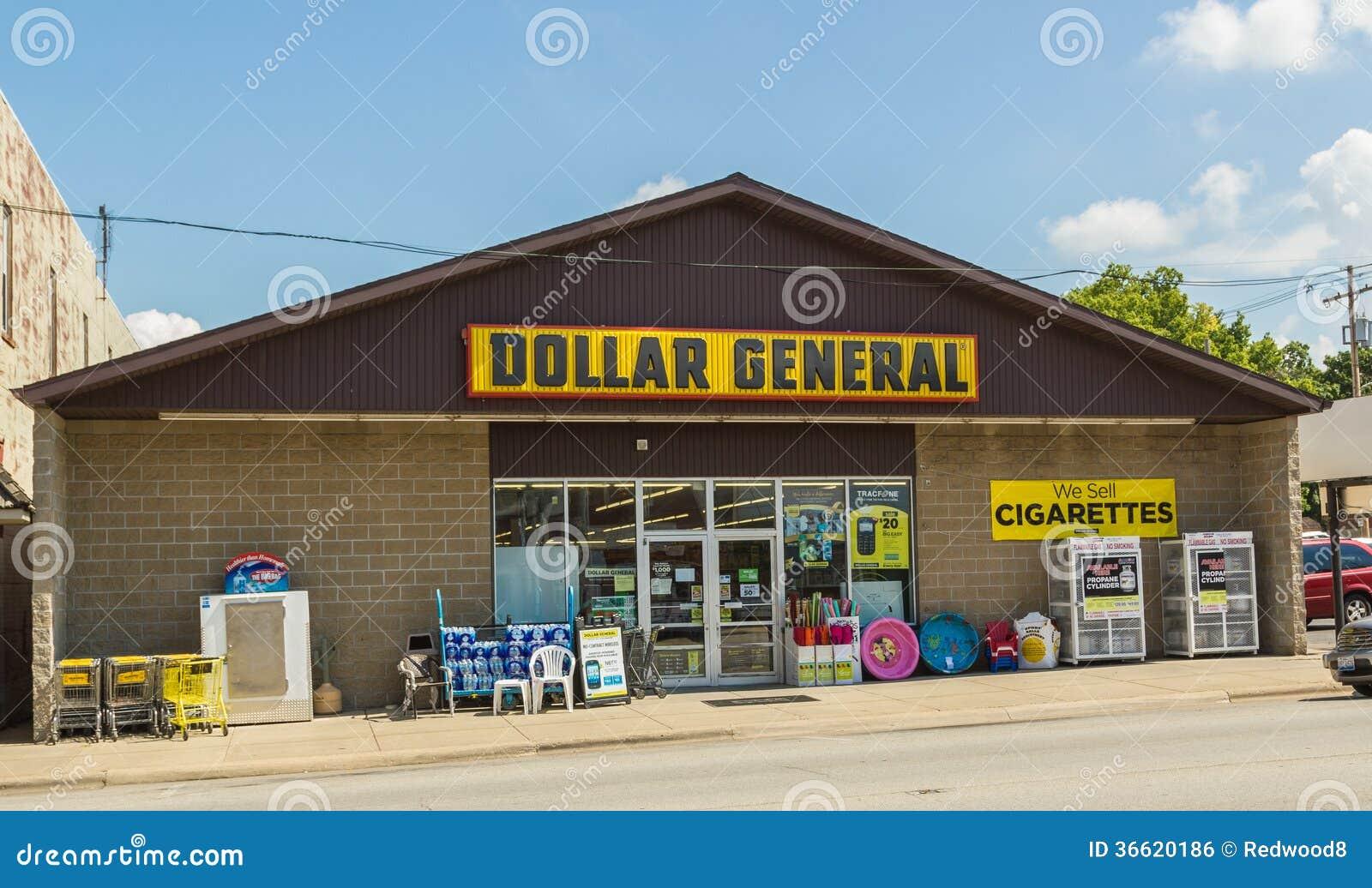 Allmänt lager för dollar