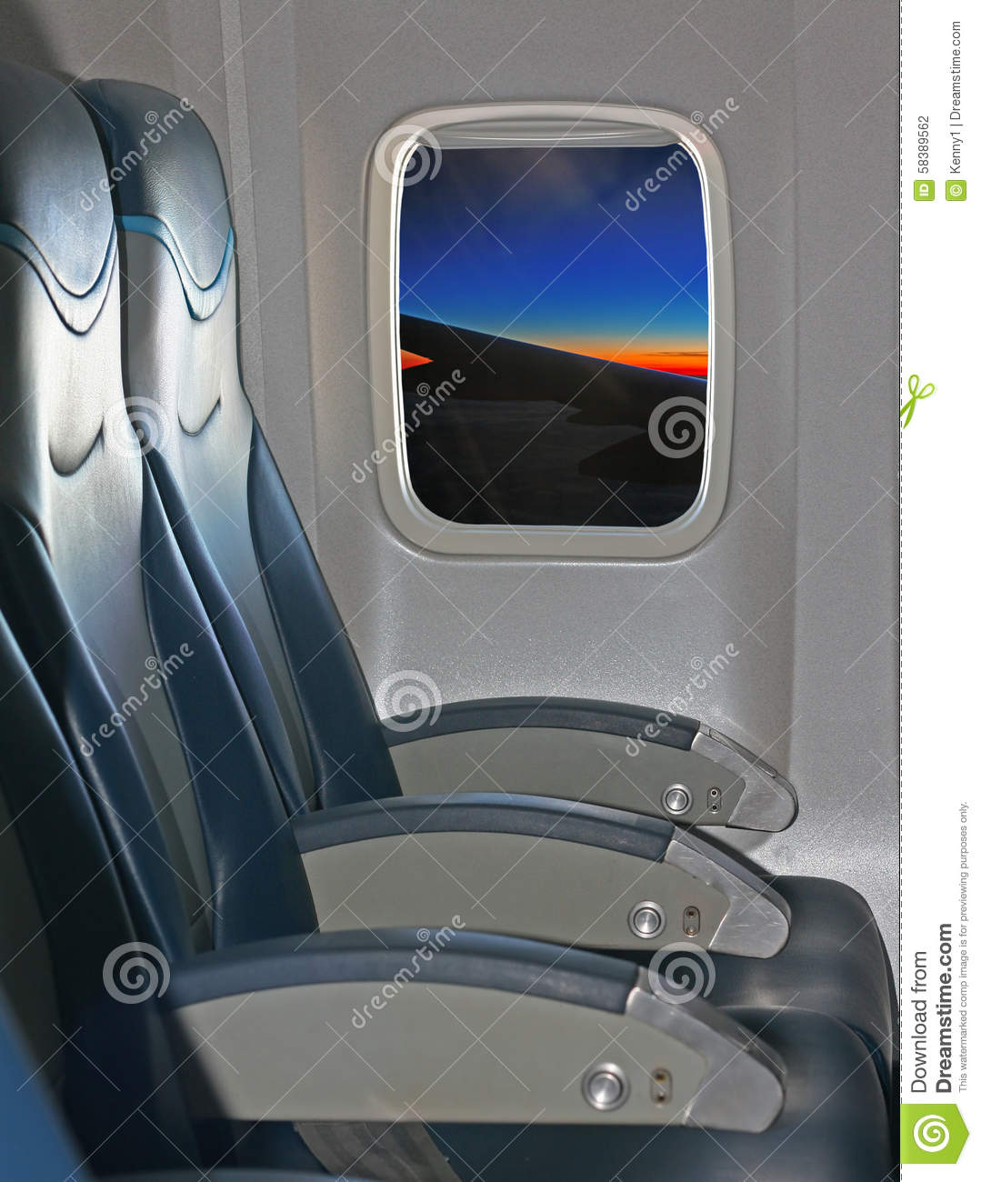 Allocation des places et fen tre l 39 int rieur d 39 un avion for L interieur d un avion