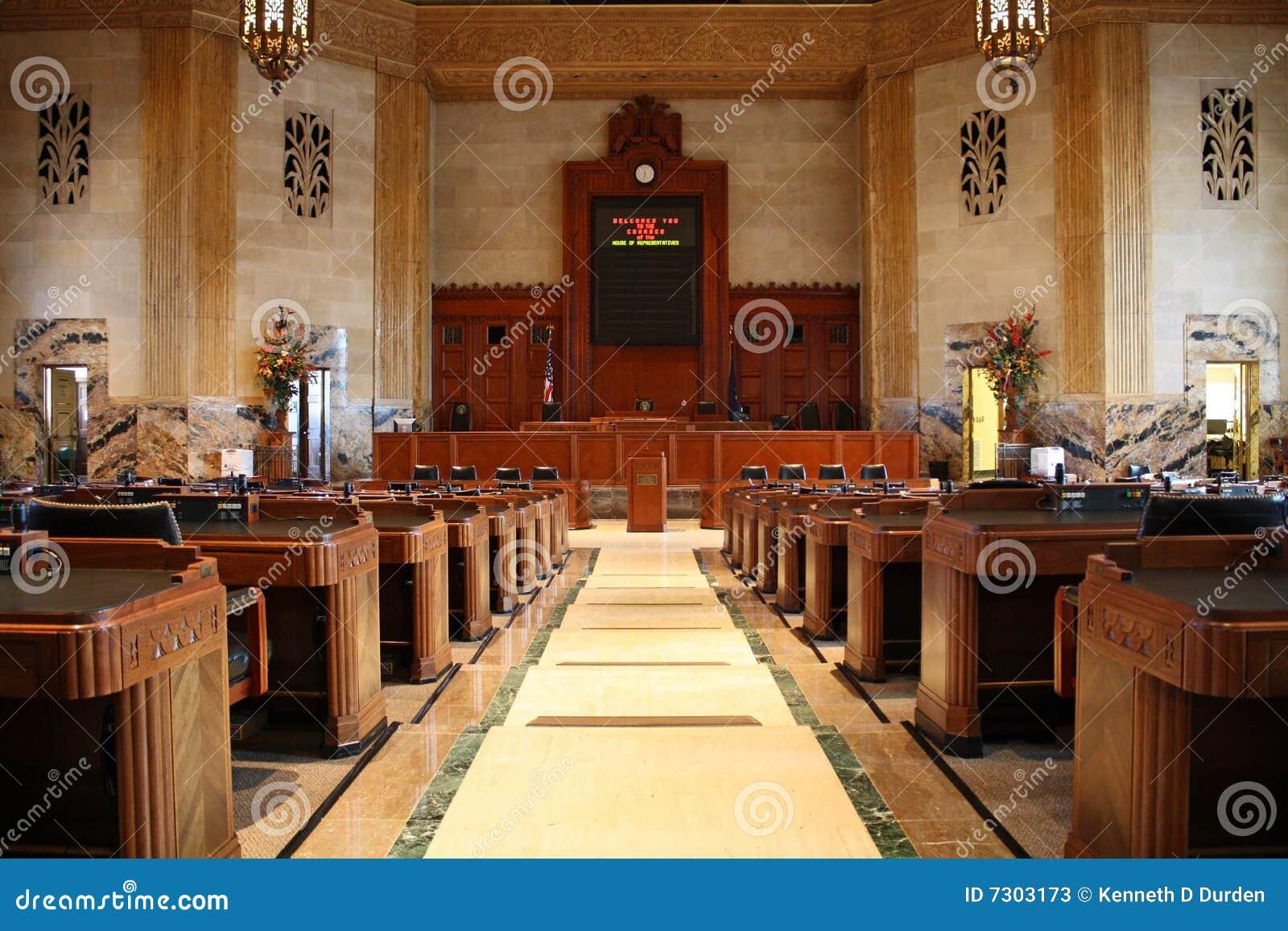 Alloggiamento legislativo