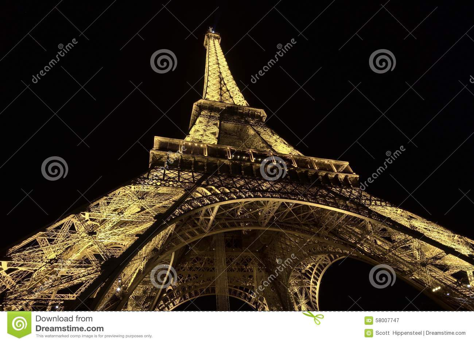 Allumage du monde de Paris