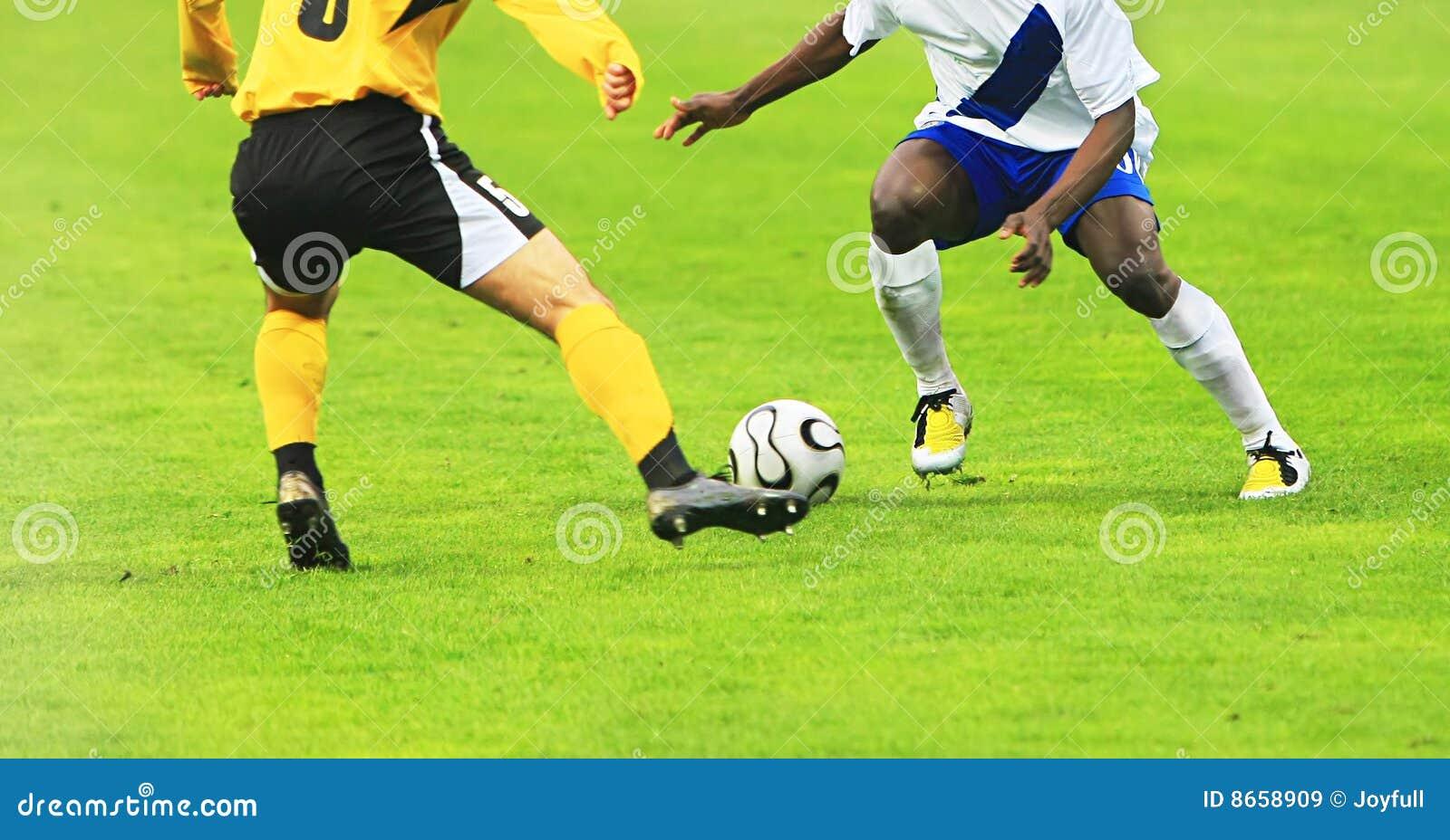 Allumette de football