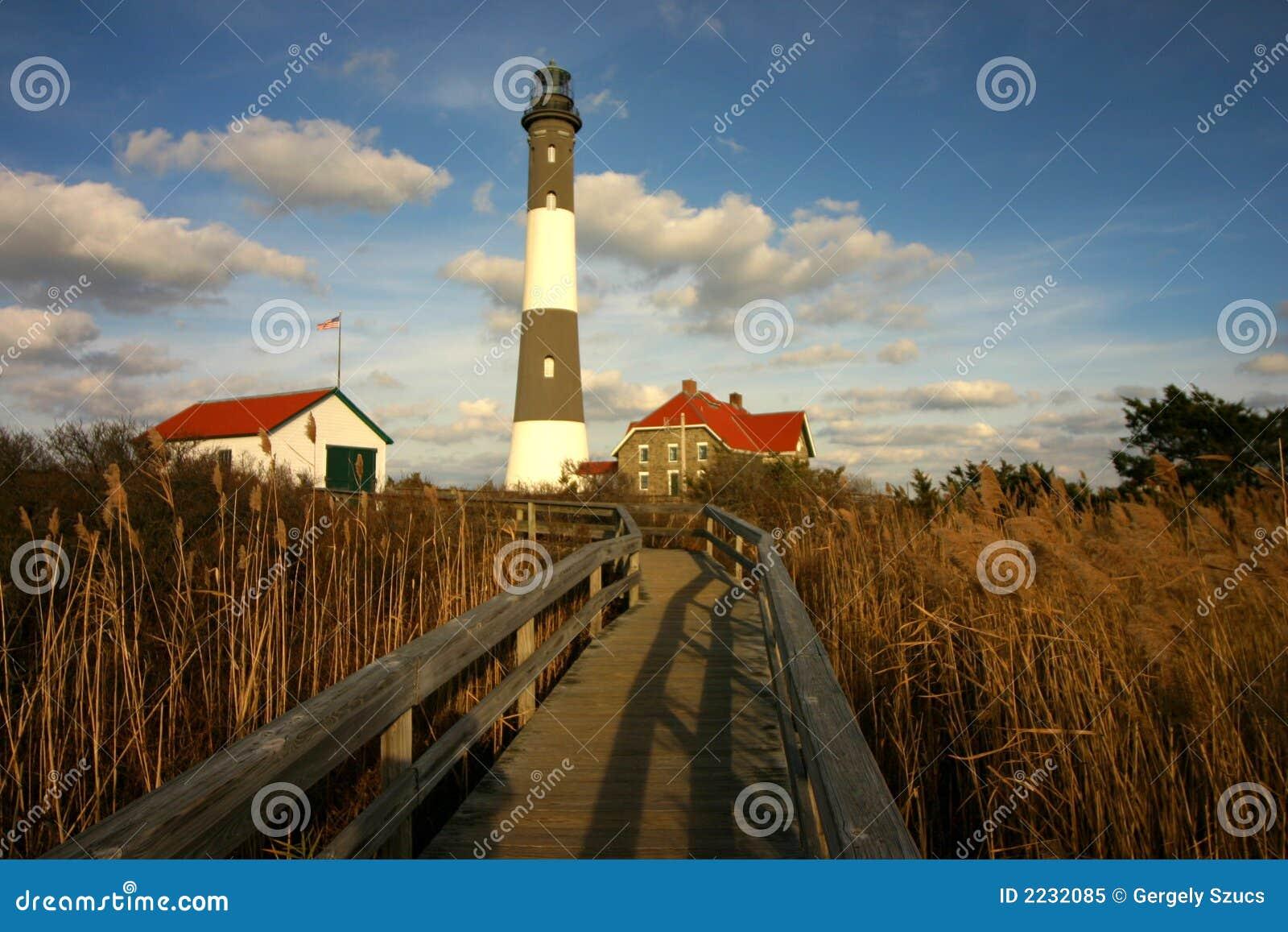 Allumez le phare d île