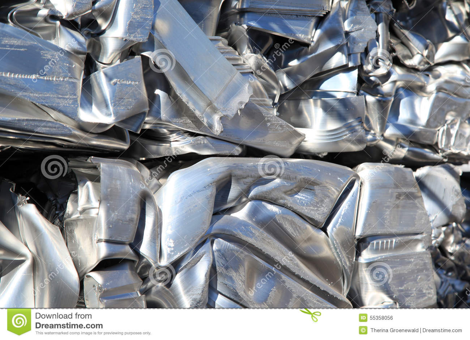Alluminio urgente del residuo