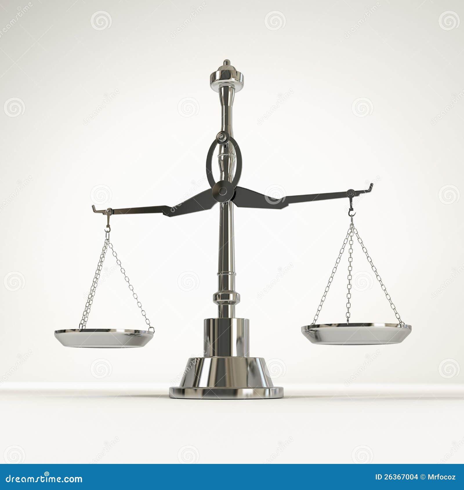 Alluminium Gewicht-Skala