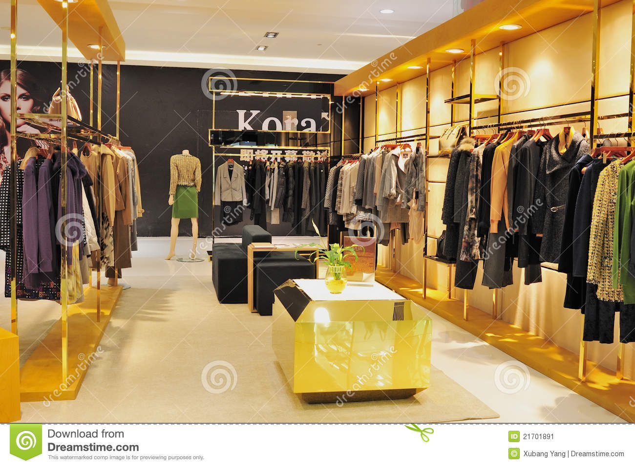 Cloths stores. Women clothing stores