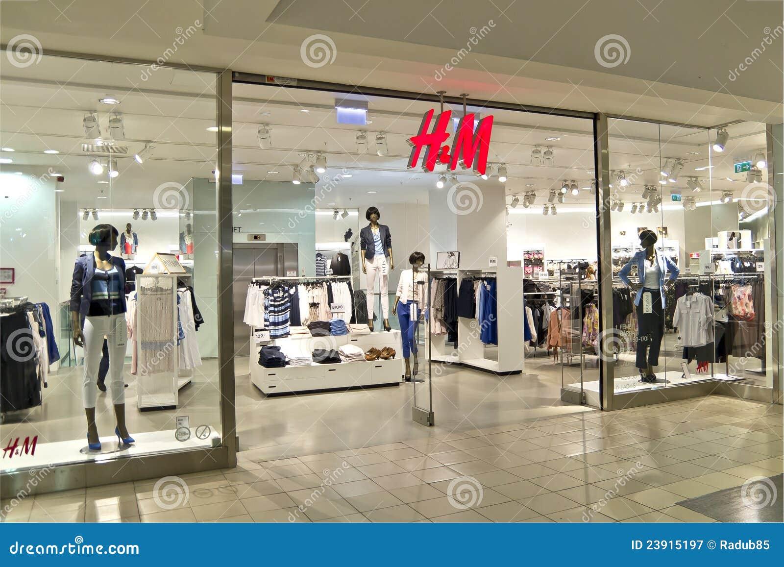 Almacén de H&M