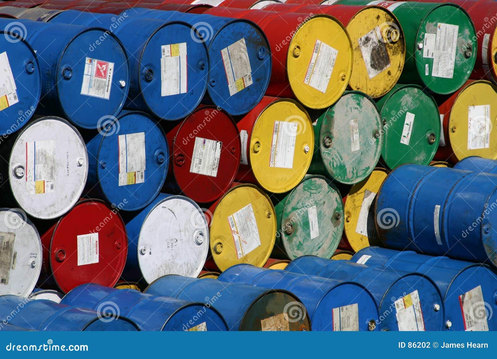 Almacenaje 2 del barril
