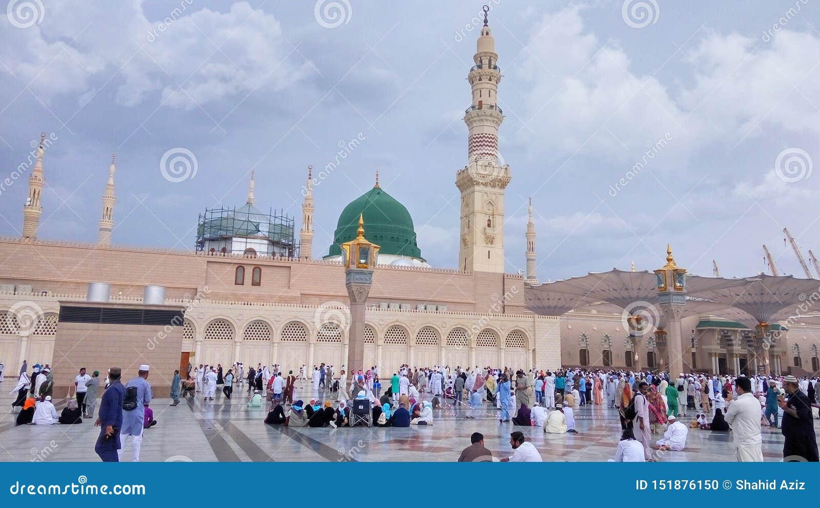 AlMasjid-ε-Nabwi, Σαουδική Αραβία